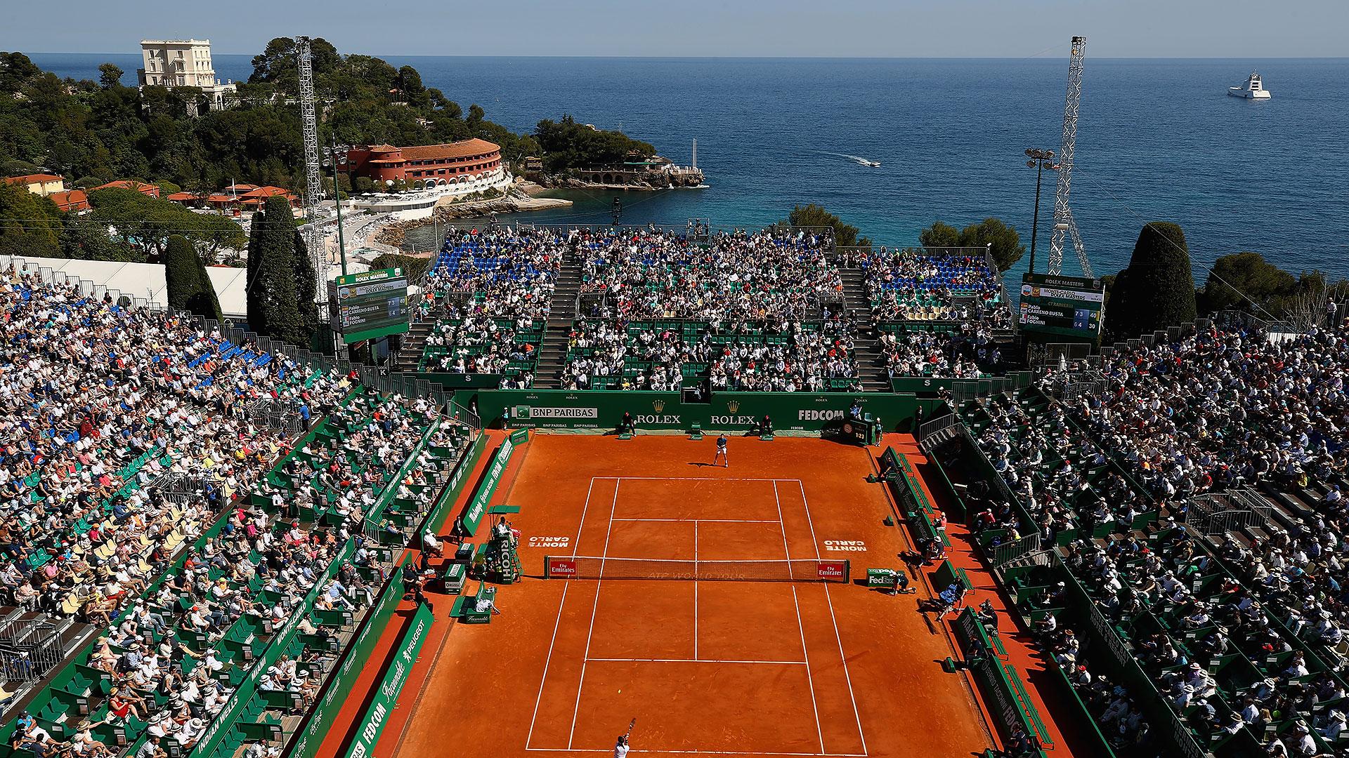 ATP World Tour Masters 1000, in esclusiva su Sky Monte-Carlo (14 - 21 Aprile)