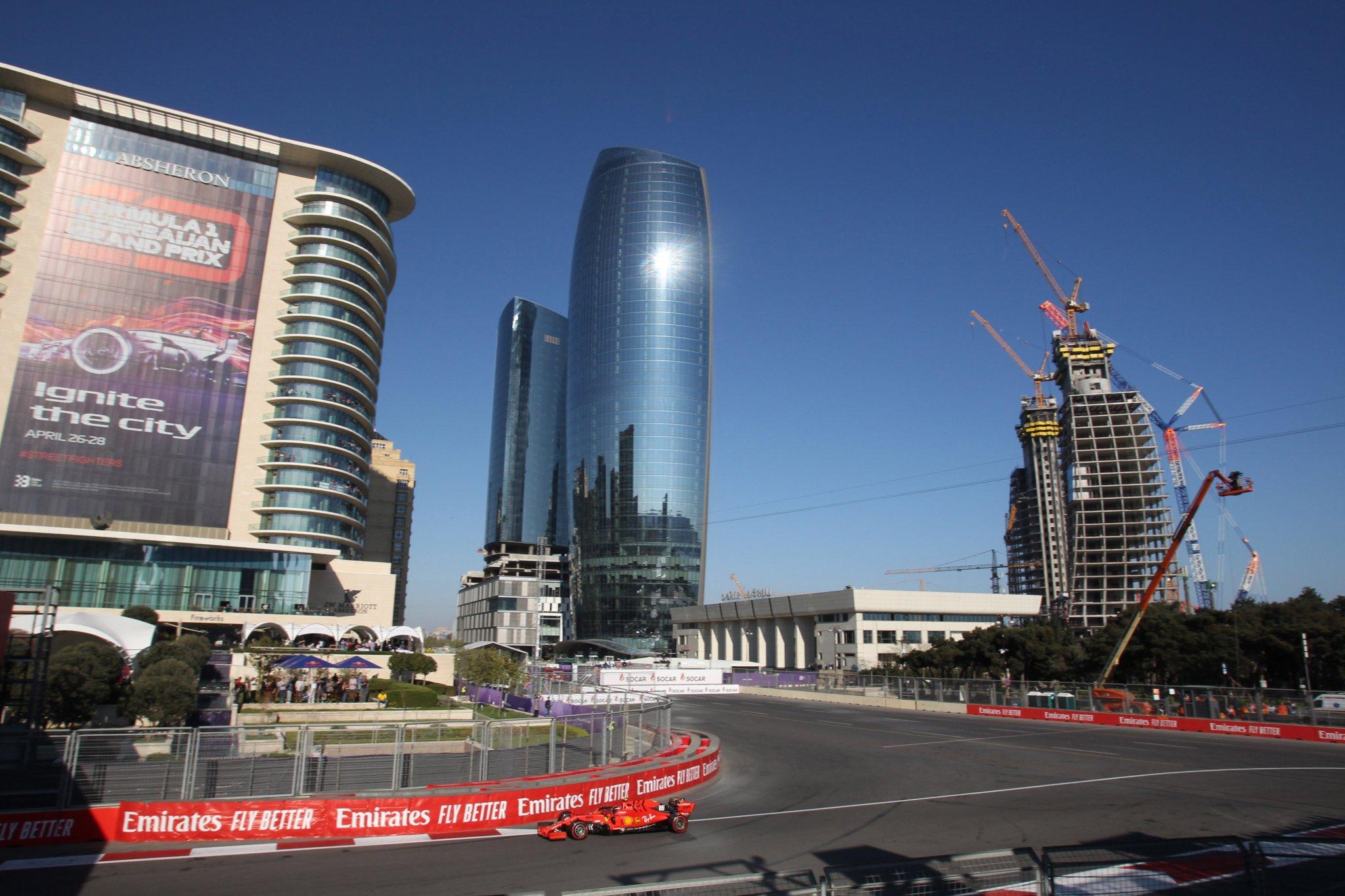 F1 Azerbaijan 2019, Gara - Diretta Esclusiva Sky Sport, differita Tv8