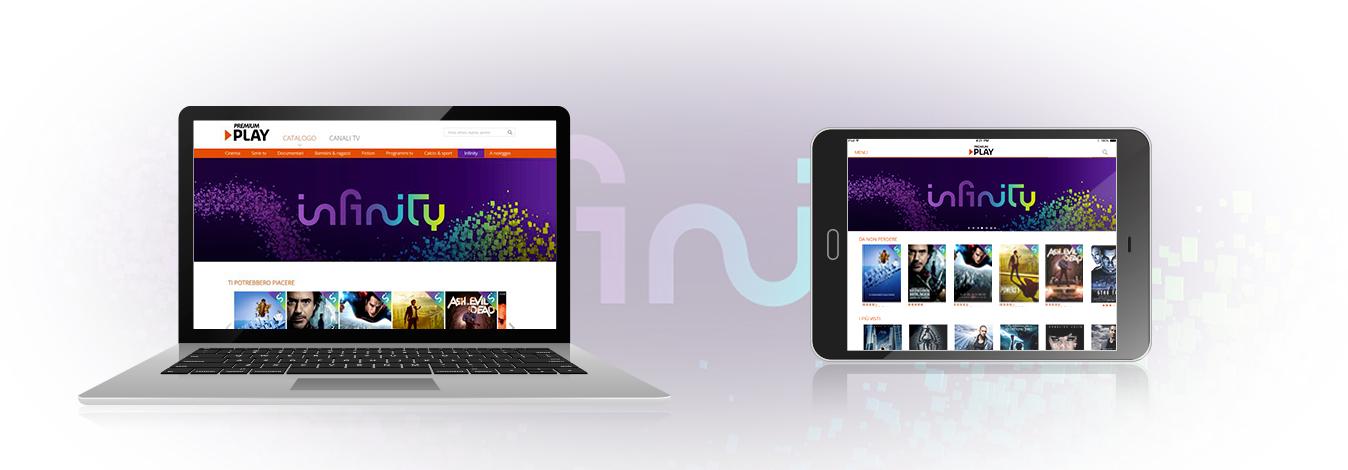 Dal 1 Giugno contenuti Mediaset Premium disponibili su Infinity