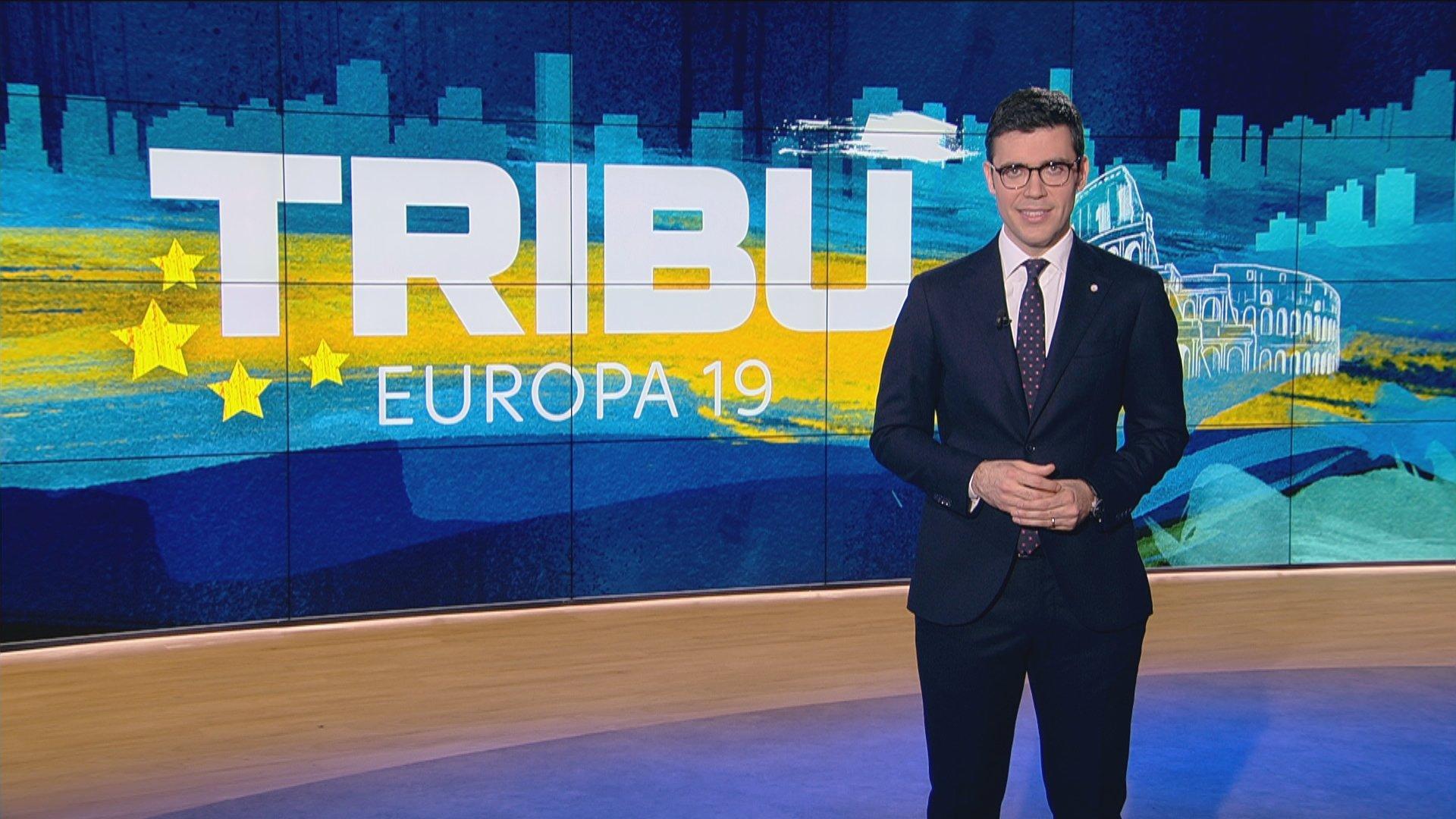 Tribù - Europa 19, il nuovo spazio Sky TG24 dedicato alle elezioni europee
