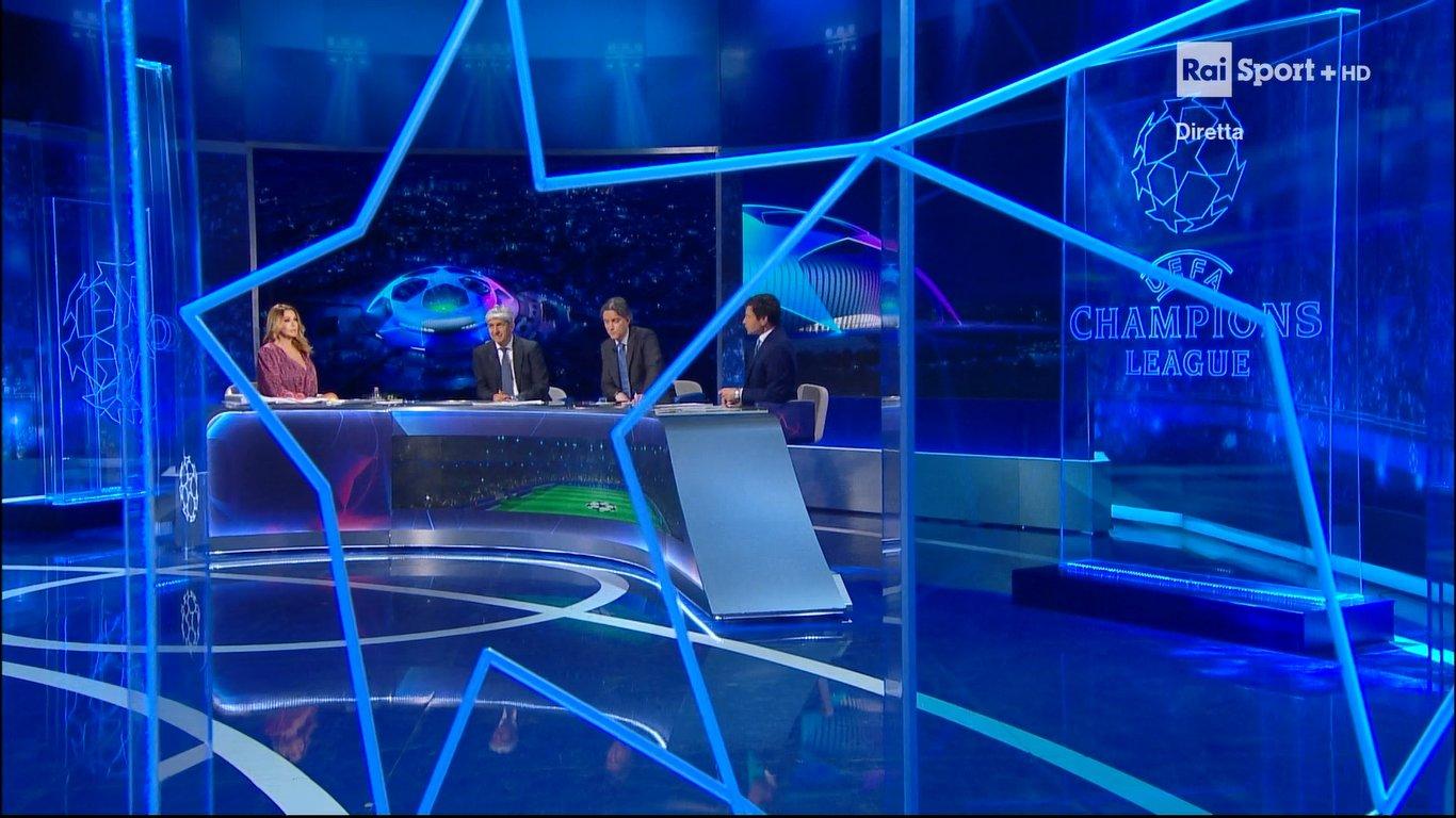 Rai alle vie legali contro Sky per il chiaro della Champions League