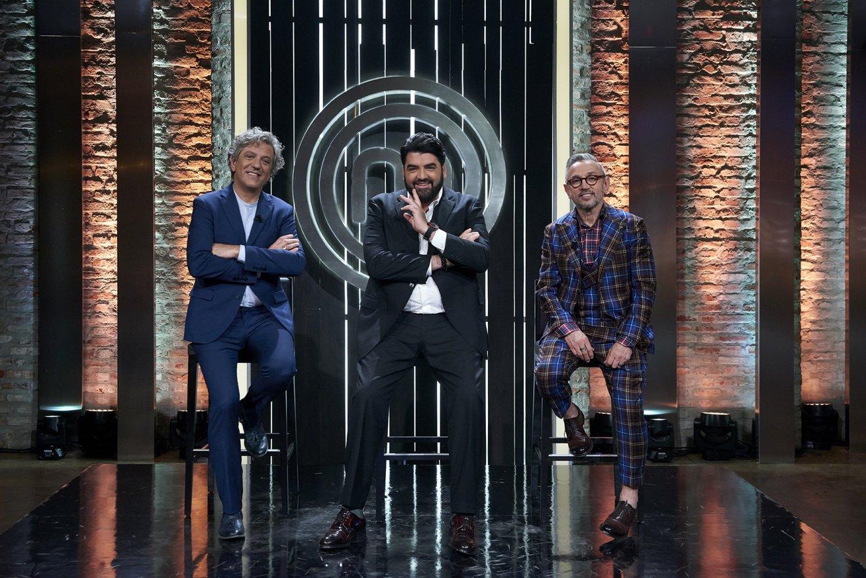 Barbieri, Cannavacciuolo e Locatelli i giudici di MasterChef Italia 2019