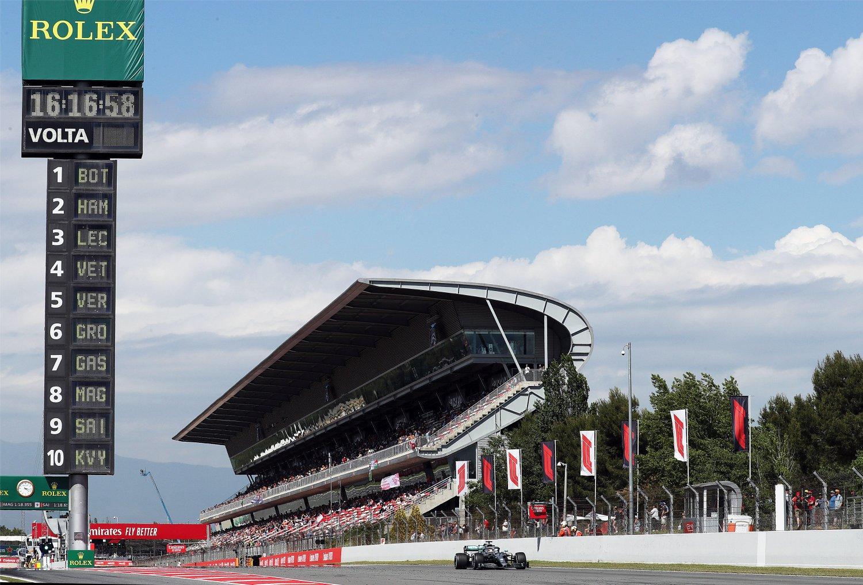F1 Spagna 2019, Qualifiche - Diretta Esclusiva Sky Sport, differita Tv8
