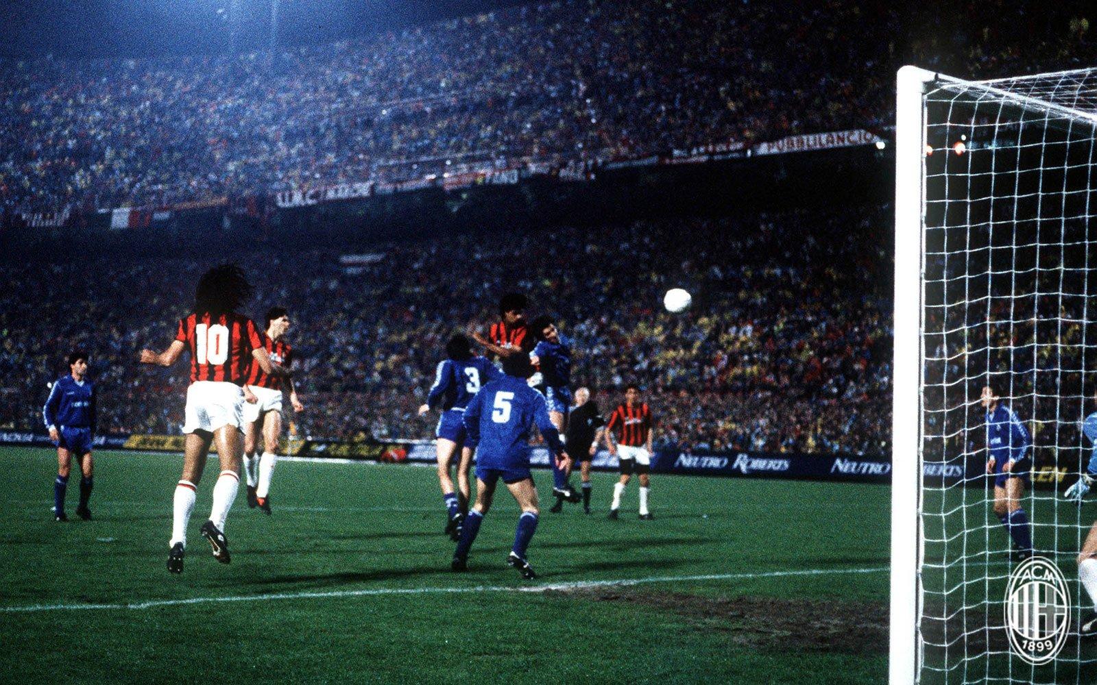 #SkyMilan89, 30 anni fa la Coppa dei Campioni vinta da Arrigo Sacchi
