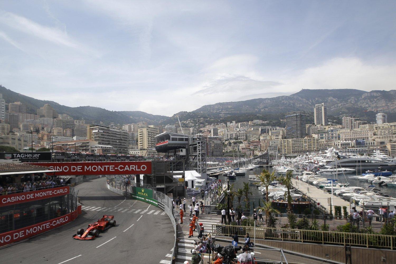 F1 Monaco 2019, Gara - Diretta Sky Sport e TV8