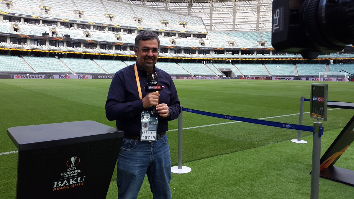 Europa League Finale, Chelsea vs Arsenal (diretta su Sky Sport, TV8)