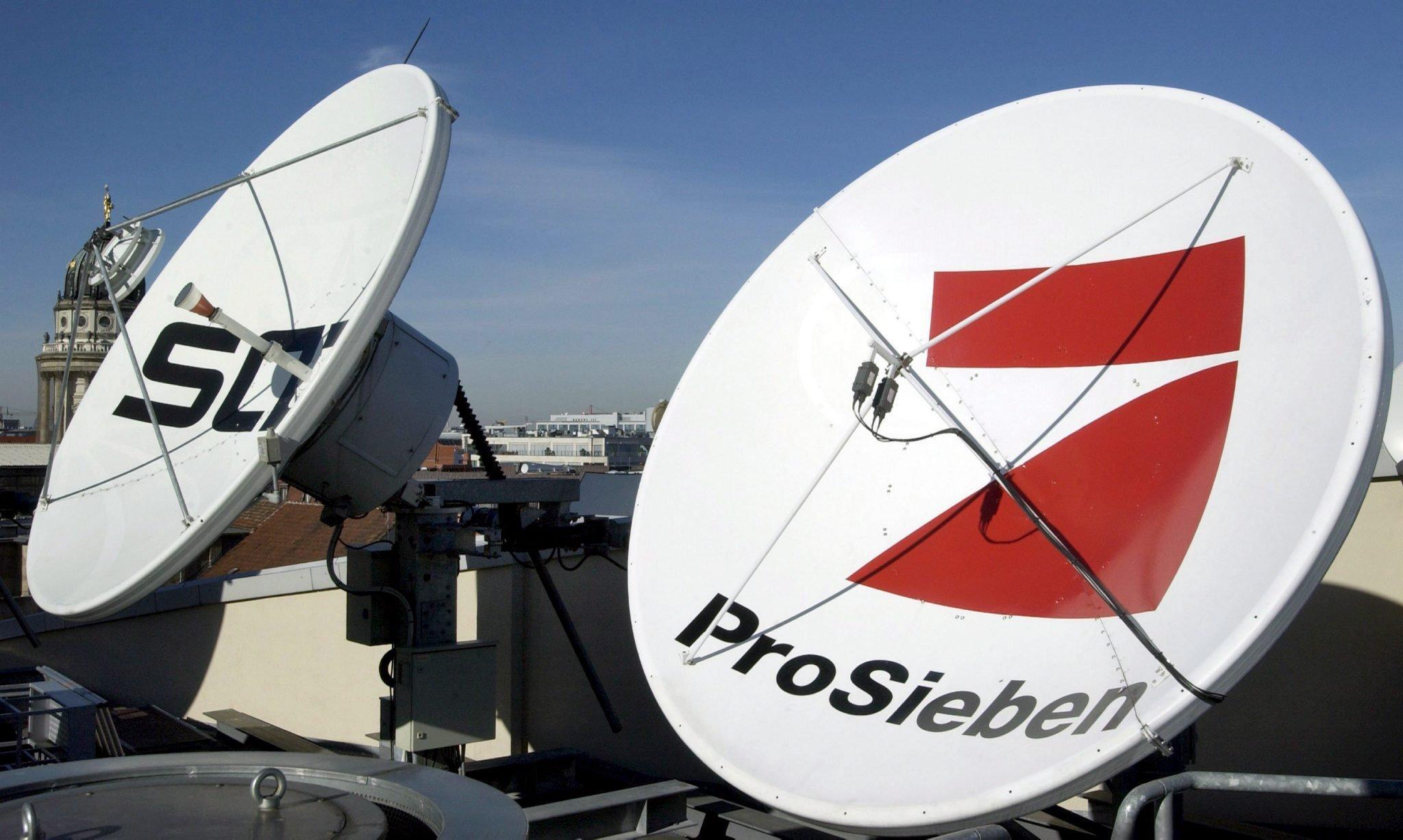 Mediaset investe 320 - 330 mln nella tedesca ProSiebenSat1