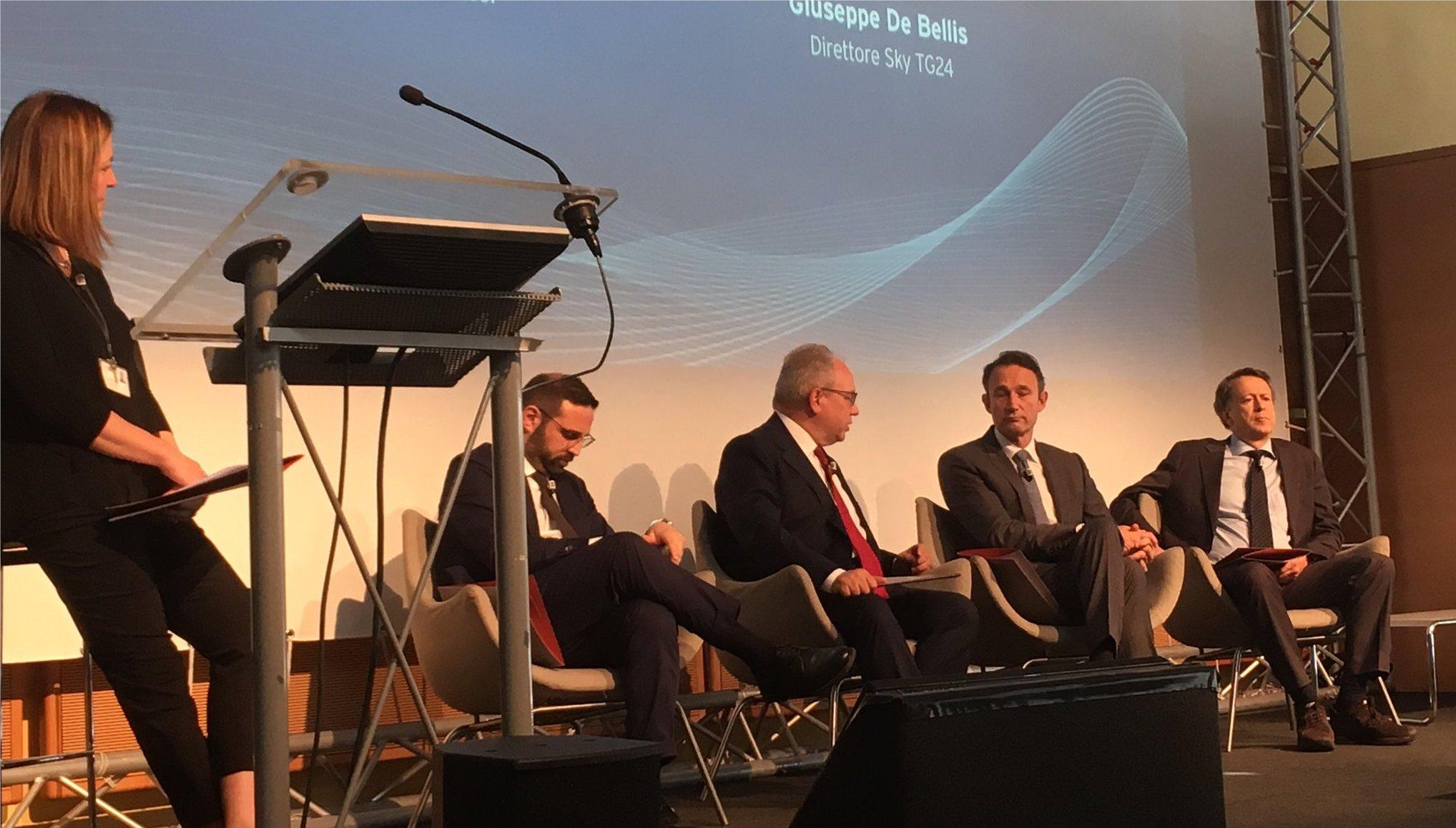 Gruppo 24 Ore e Sky Italia siglano una partnership editoriale cross-mediale