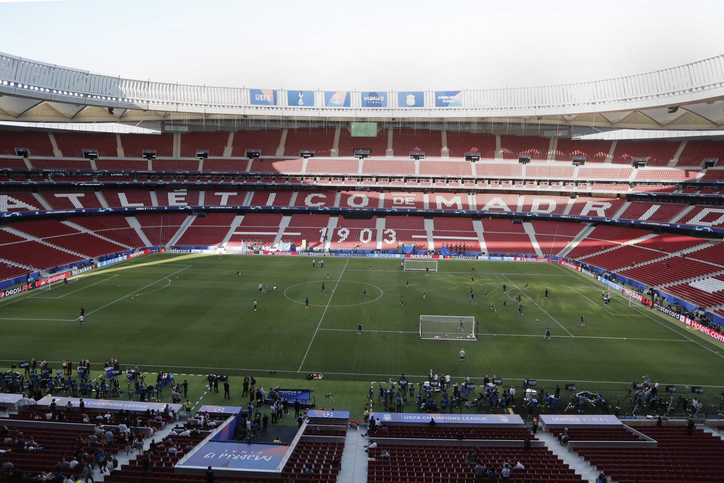 Champions League 2019 Finale, Tottenham vs Liverpool (diretta Rai 1 e Sky Sport)
