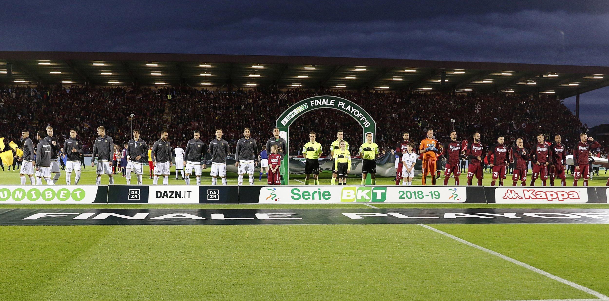 Serie B, Finale Ritorno, Hellas Verona vs Cittadella (diretta RAI 3 e DAZN)