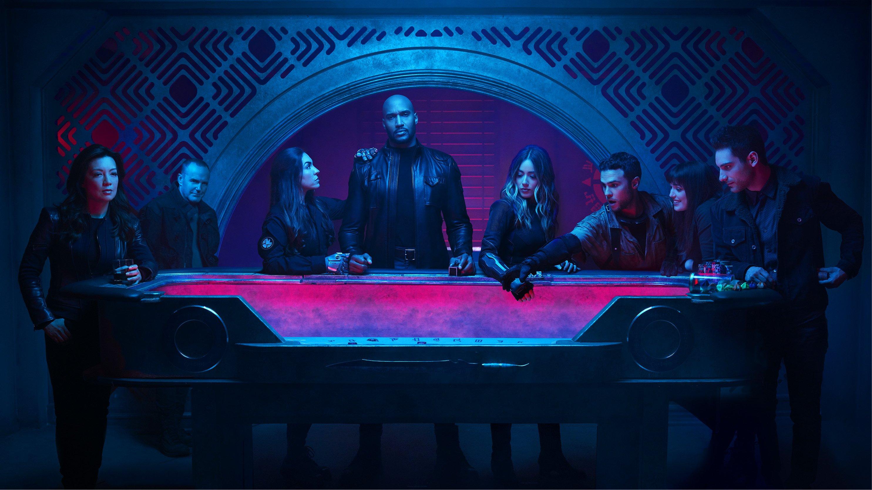 Agents of S.H.I.E.L.D. 6a stagione in prima visione assoluta su Fox