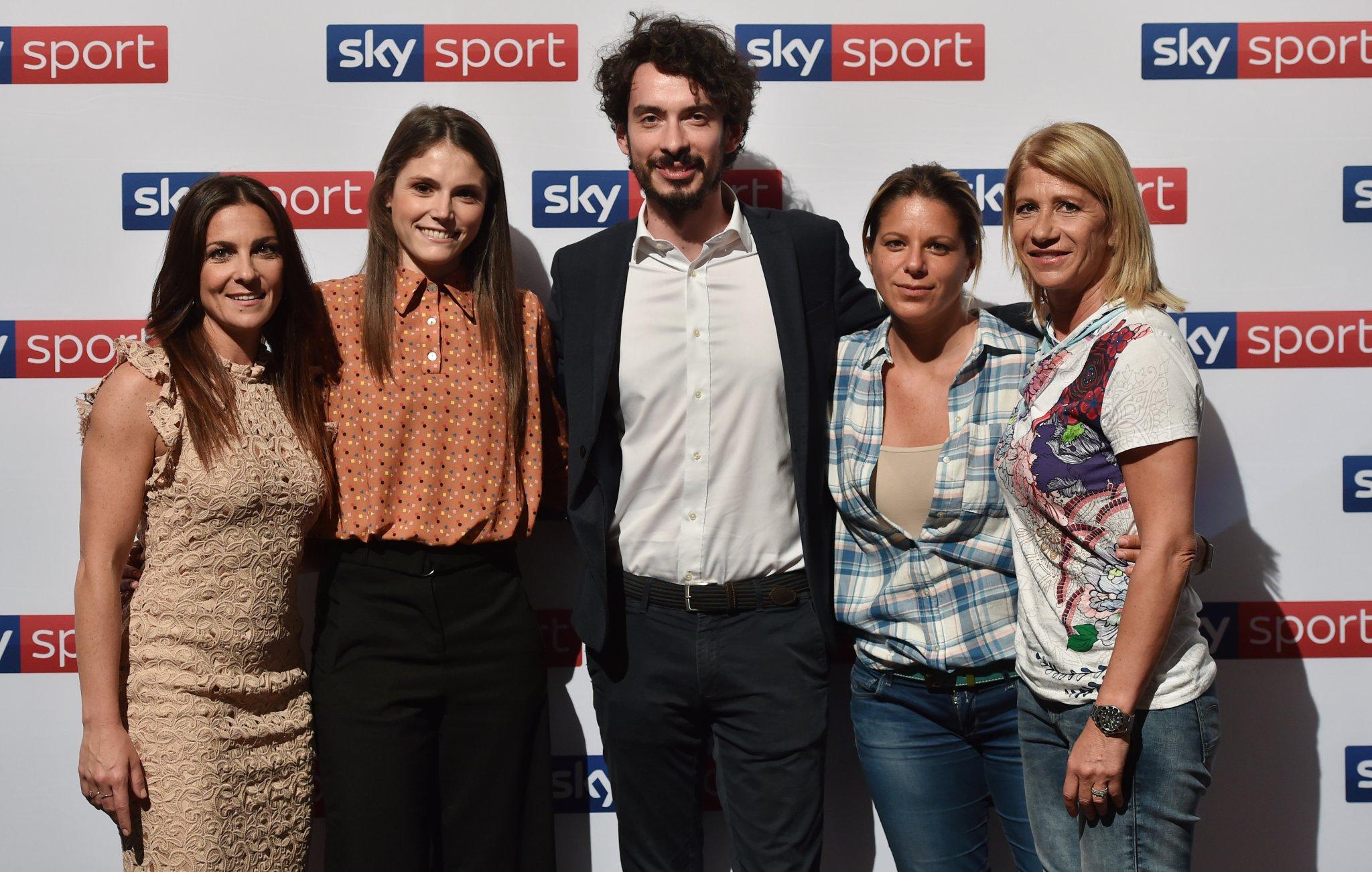 Morace: «Boom del calcio femminile in tv? Sky ha saputo promuoverlo».