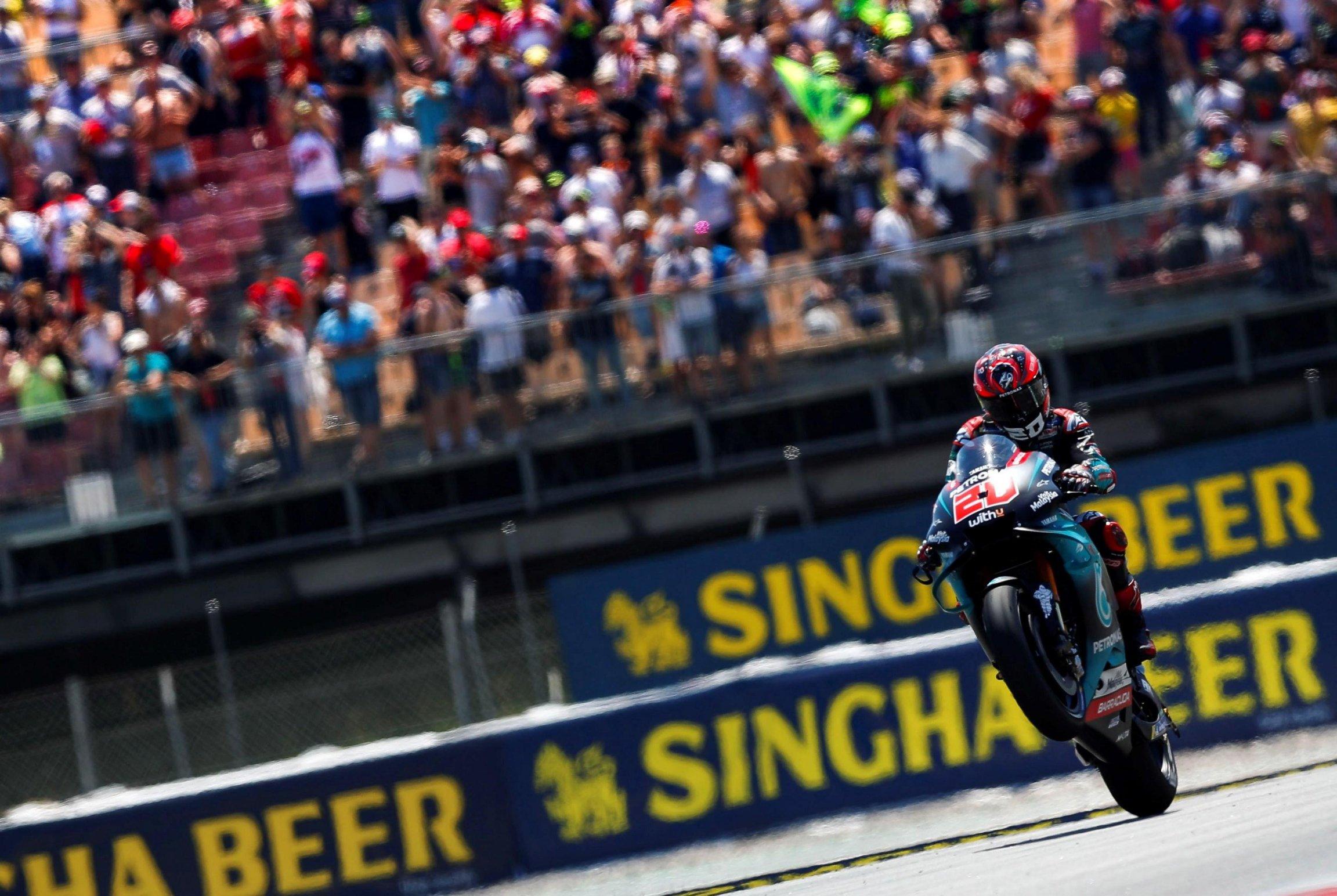 MotoGP Catalunya 2019, Gara - Diretta Sky Sport e Tv8