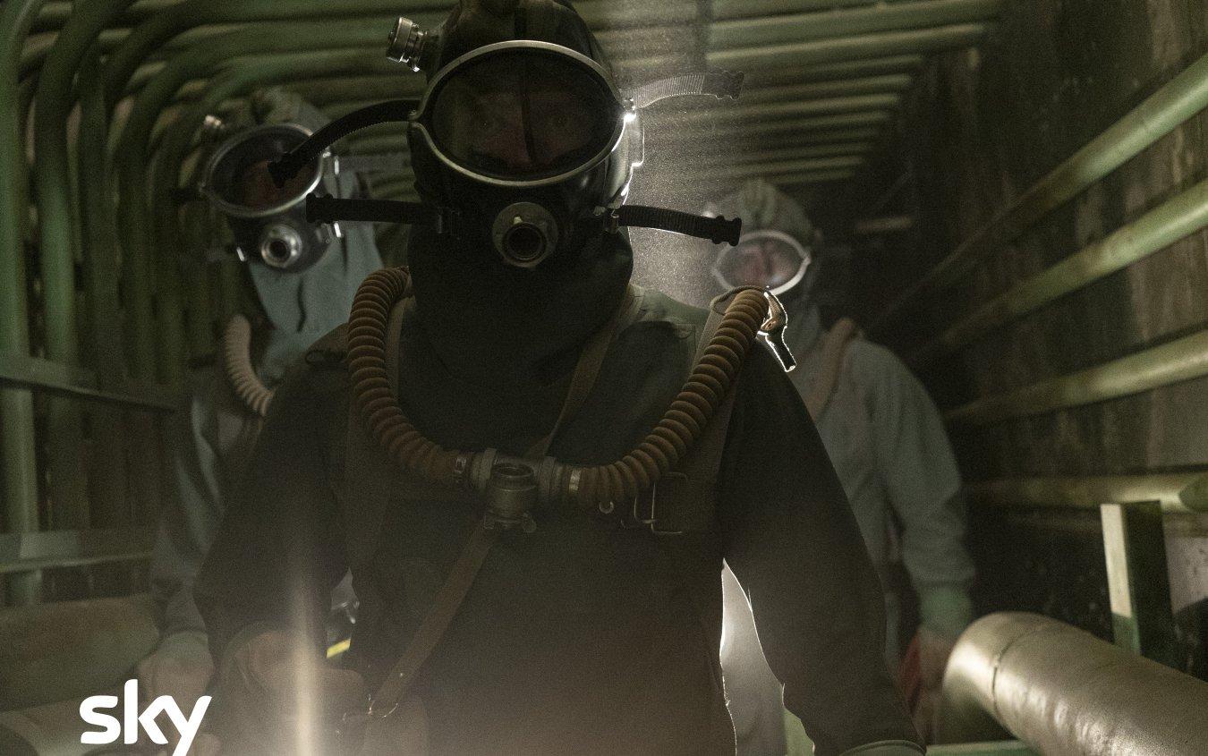 Continua su Sky Atlantic la corsa di Chernobyl con il secondo episodio