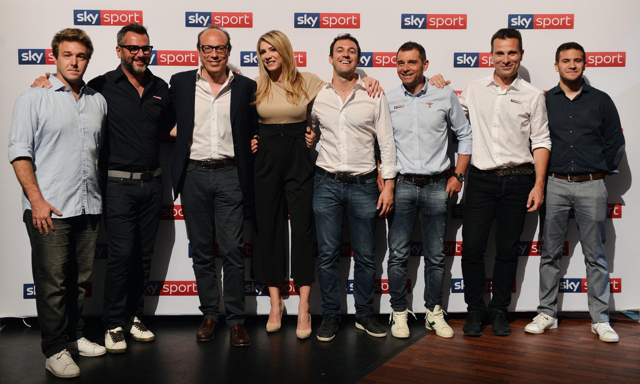 Su Sky Sport sarà estate rovente dei Motori con F1, MotoGP e Superbike.