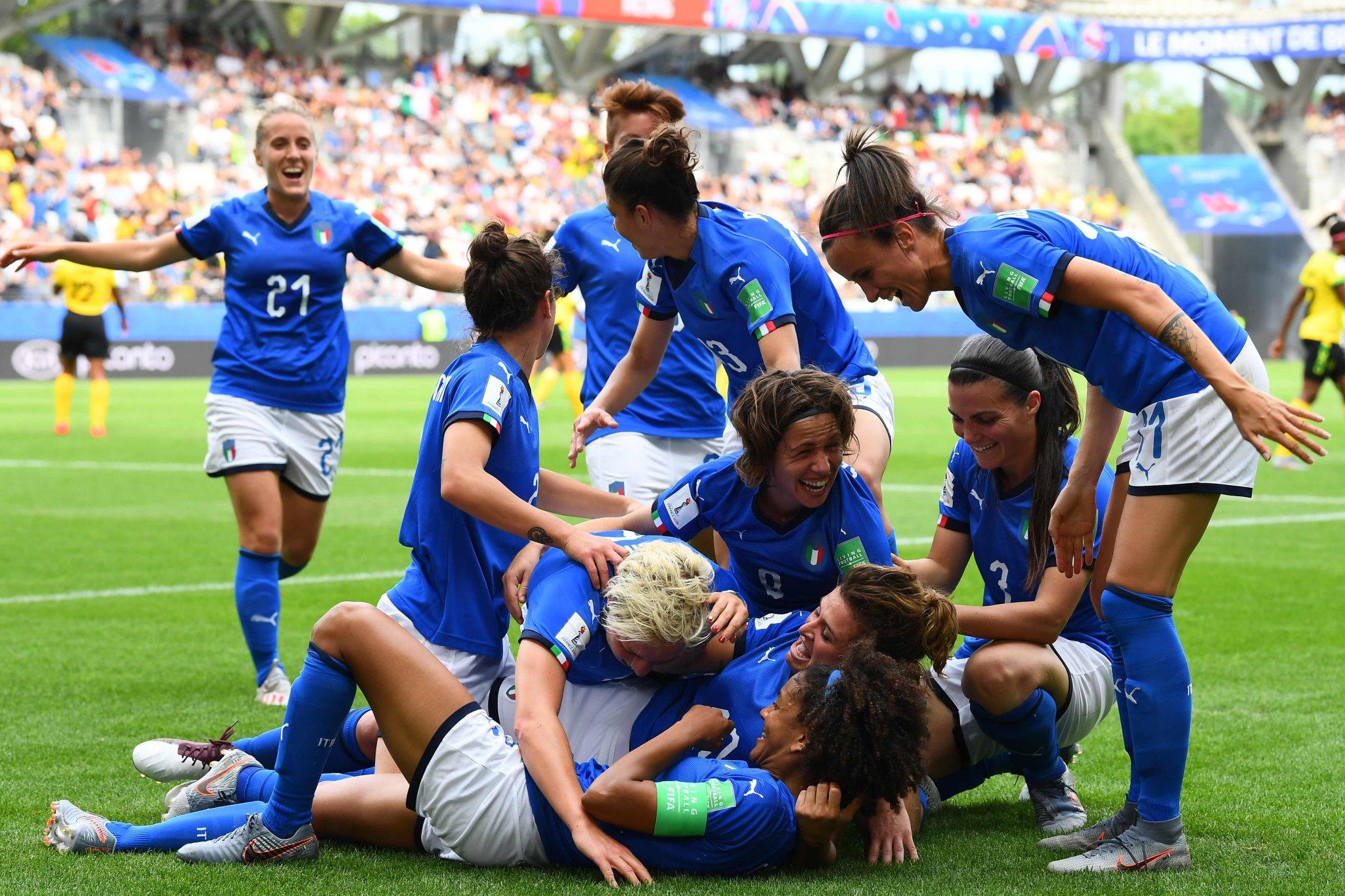 Mondiali di Calcio Femminile, Italia vs Brasile | Diretta Rai 1 e Sky Sport