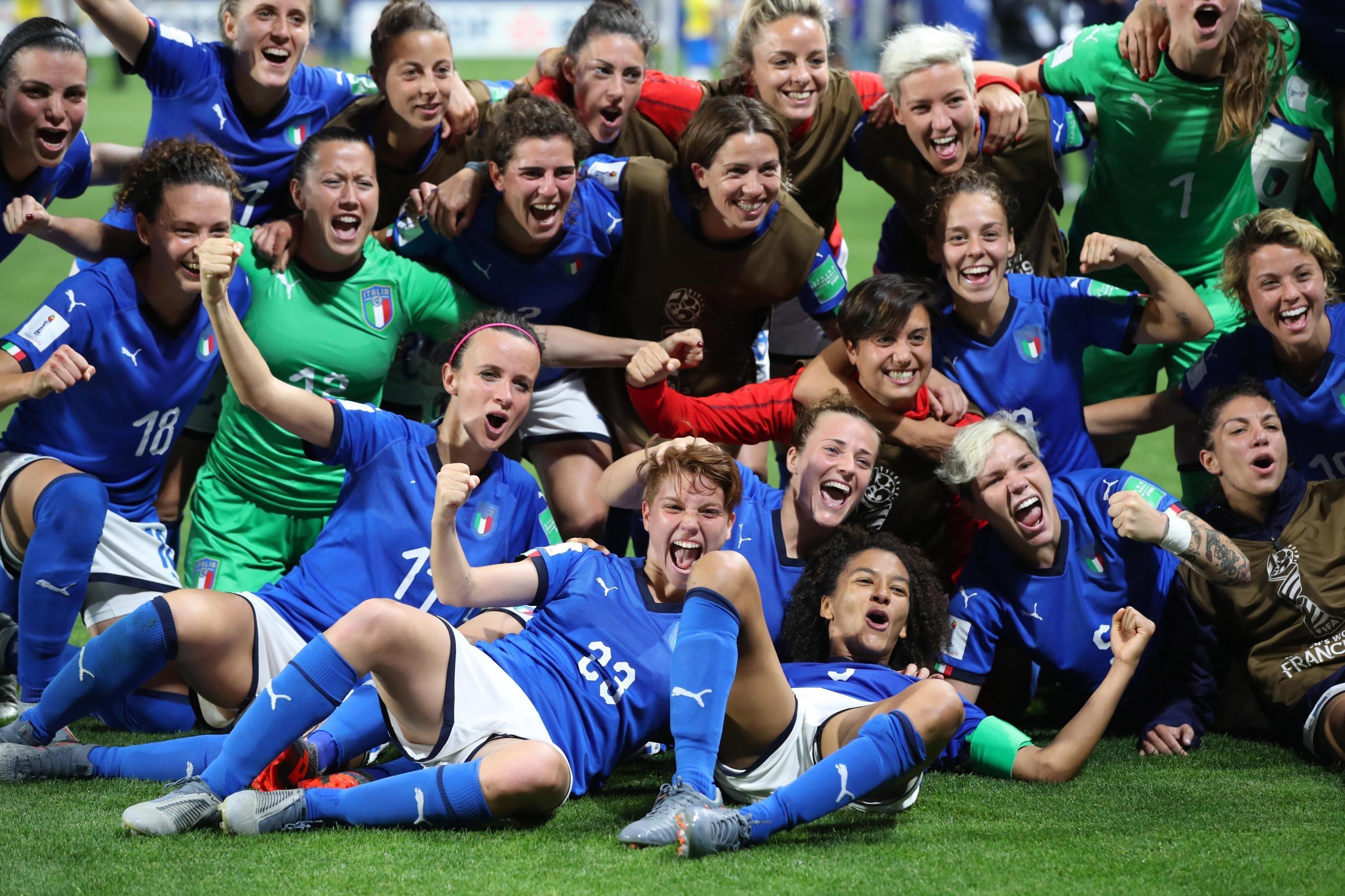 Volano gli ascolti tv della Nazionale ai Mondiali di Calcio femminile