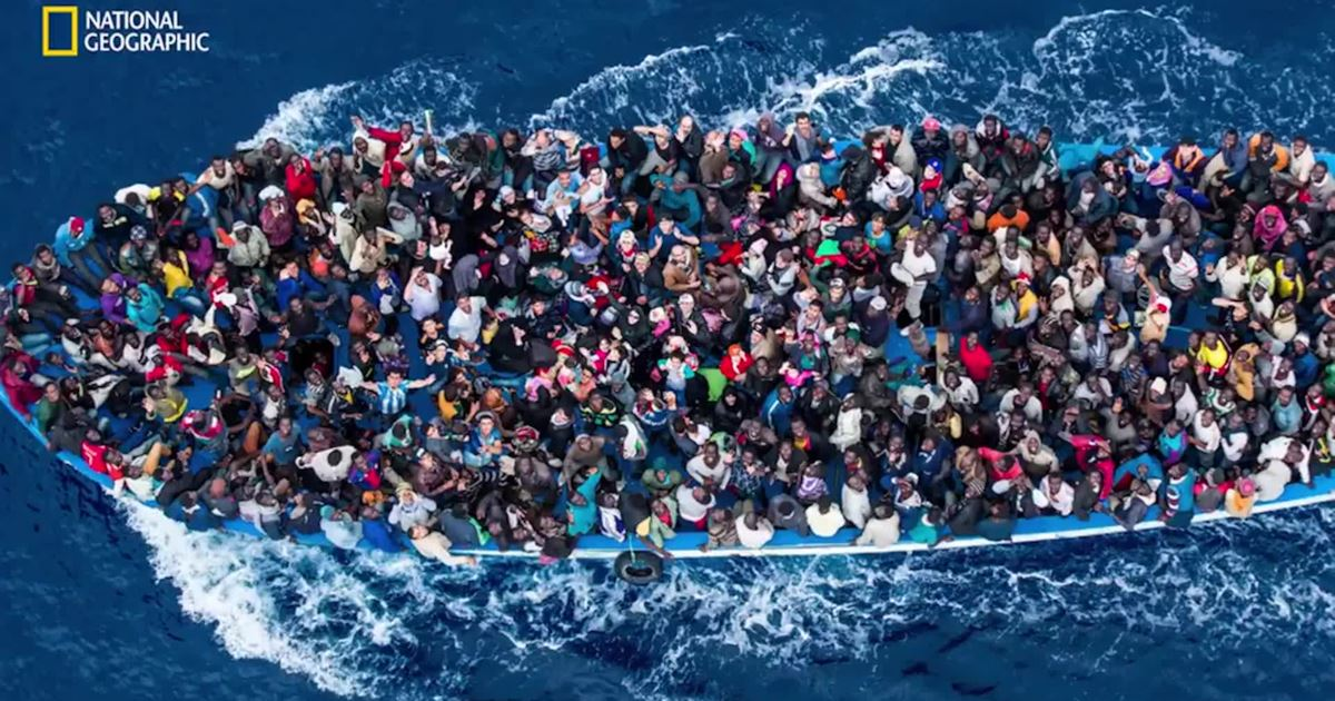 Where are you? National Geographic sulla crisi dei migranti in Mediterraneo