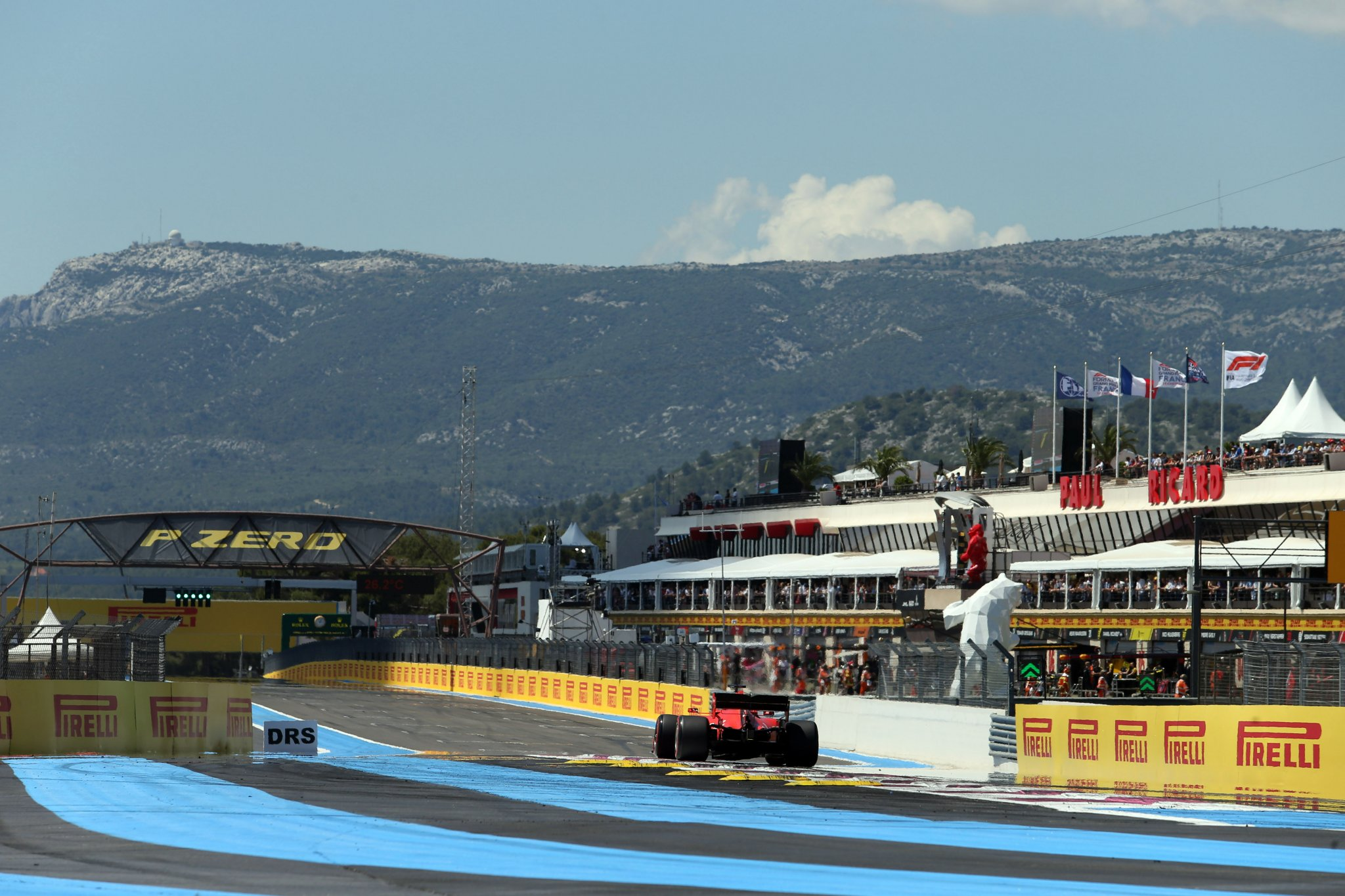 F1 Francia 2019, Gara - Diretta Esclusiva Sky Sport, differita Tv8