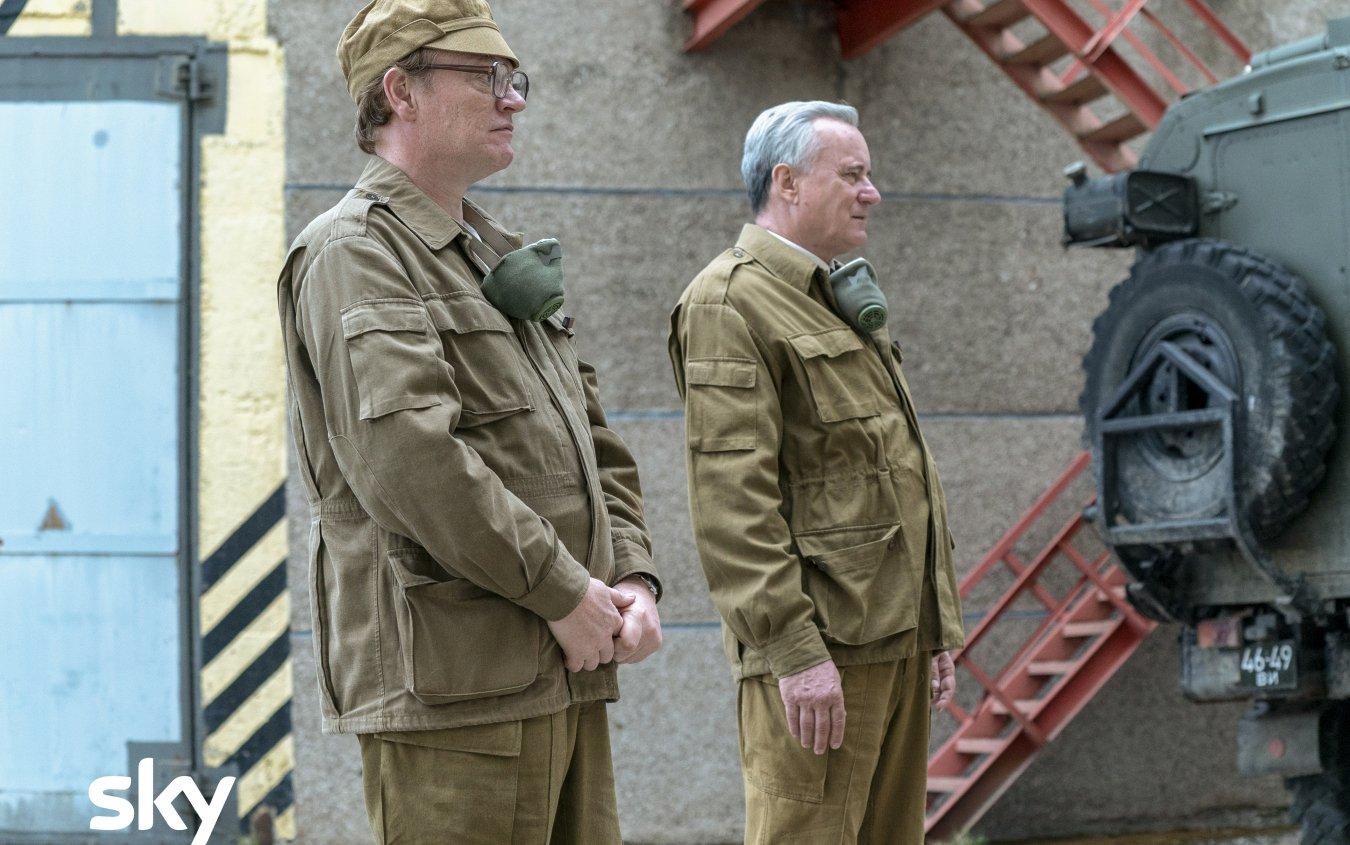 Terzo episodio di Chernobyl stasera su Sky Atlantic