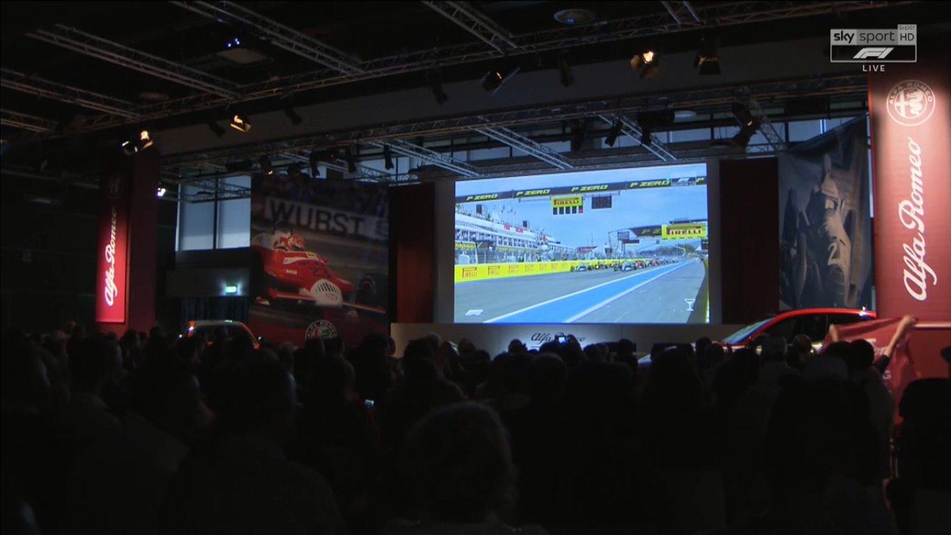 Sky Sport - Cresce il GP F1 Francia. Record (con straniere) al Mondiale Femminile