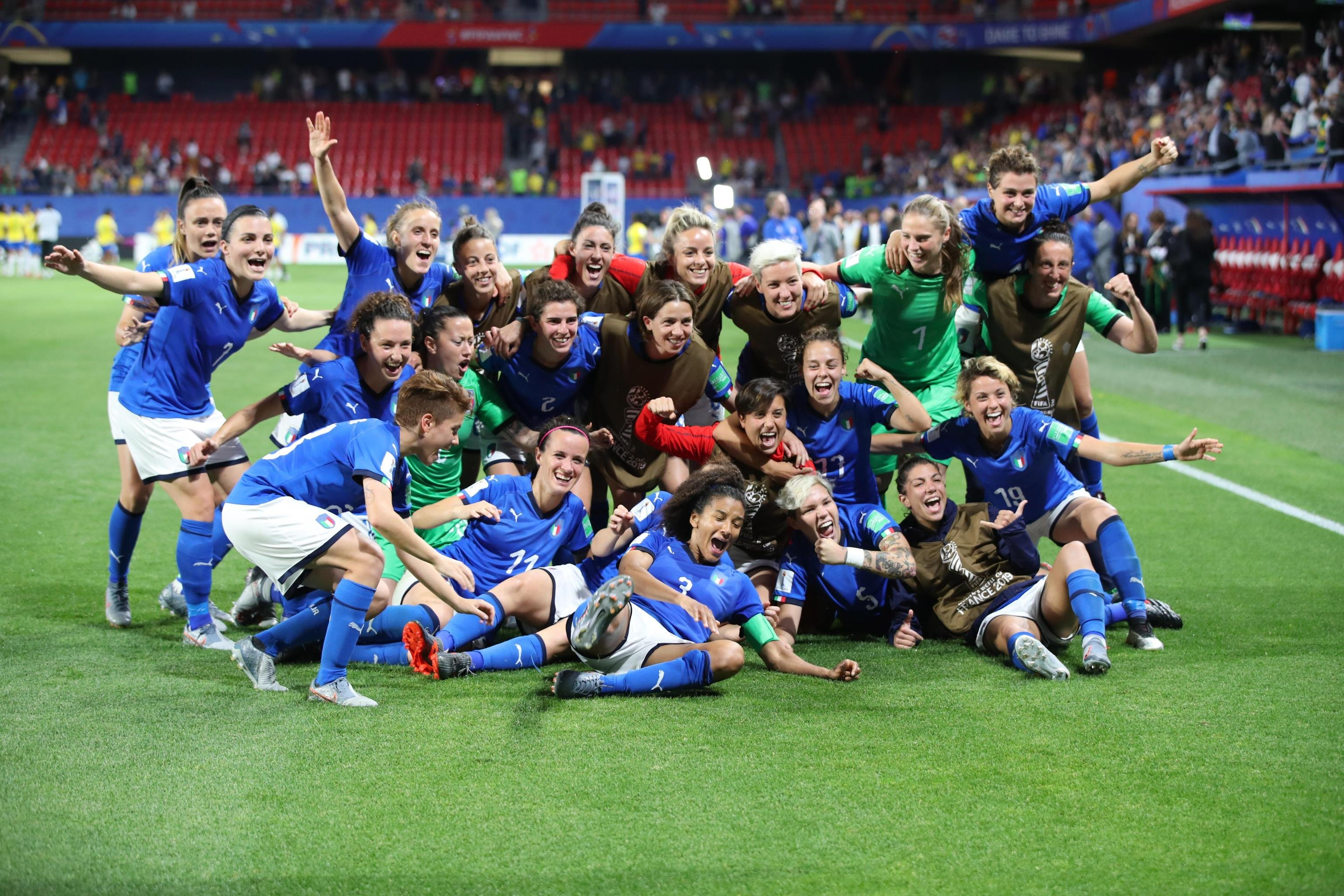 Mondiali di Calcio Femminile, Ottavi - Italia vs Cina | Diretta Rai 1 e Sky Sport