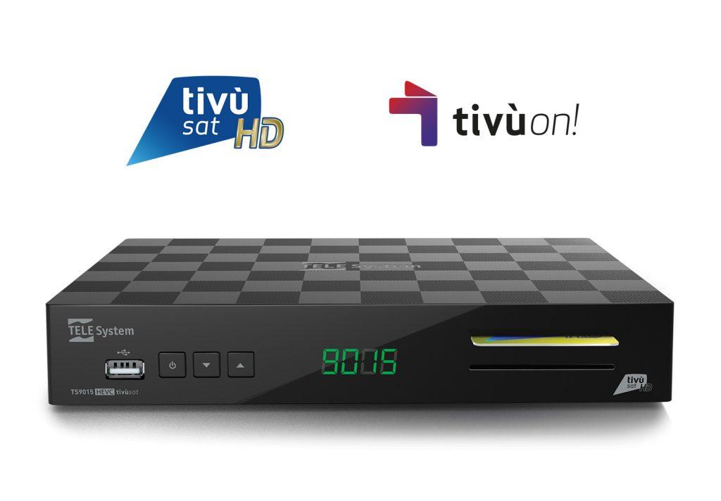 Aggiornamento decoder TS9015 / TS9016 wifi tivùsat HEVC (v 1.0.0.1)