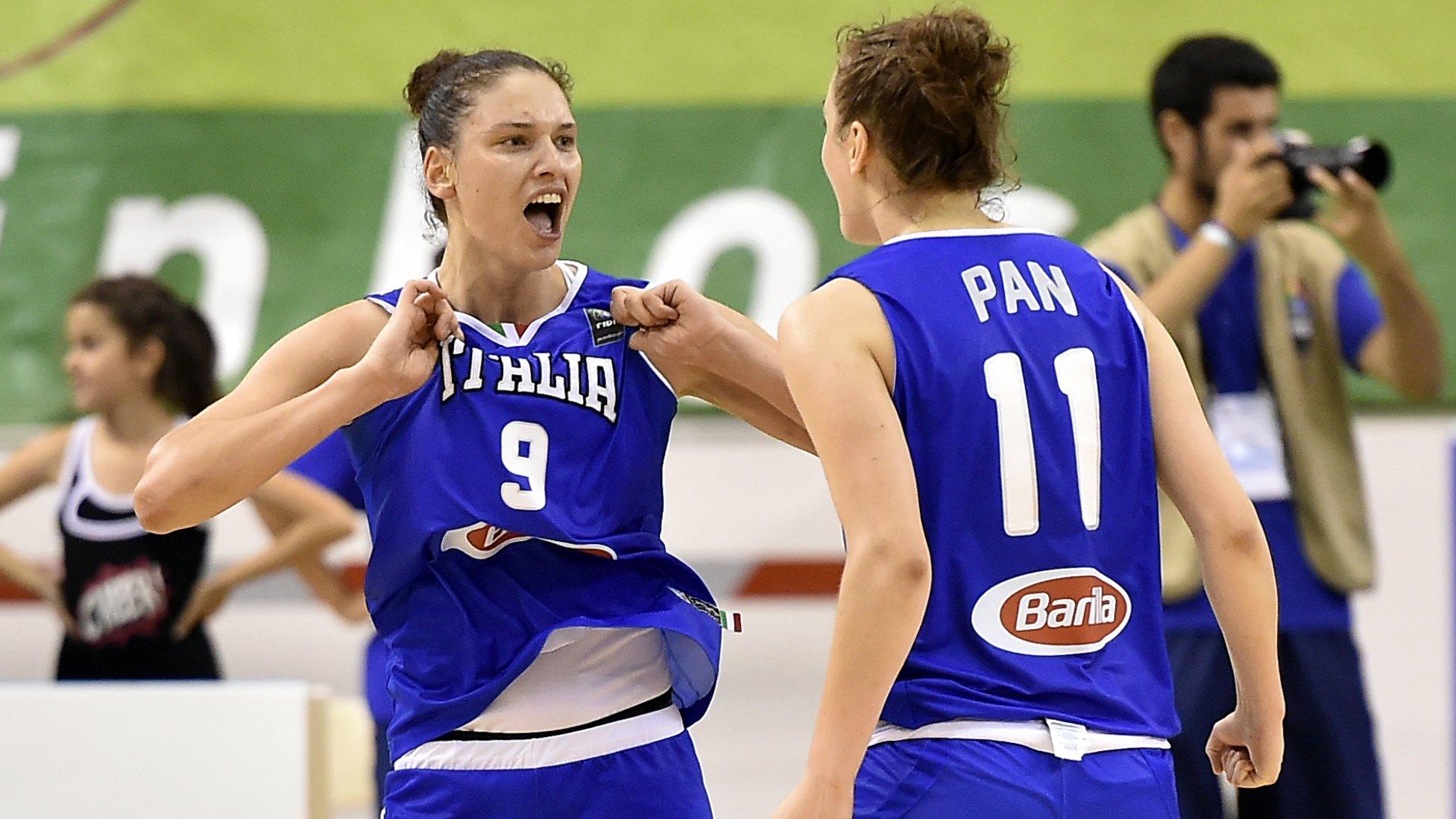 EuroBasket Women 2019 al via in diretta esclusiva su Sky Sport