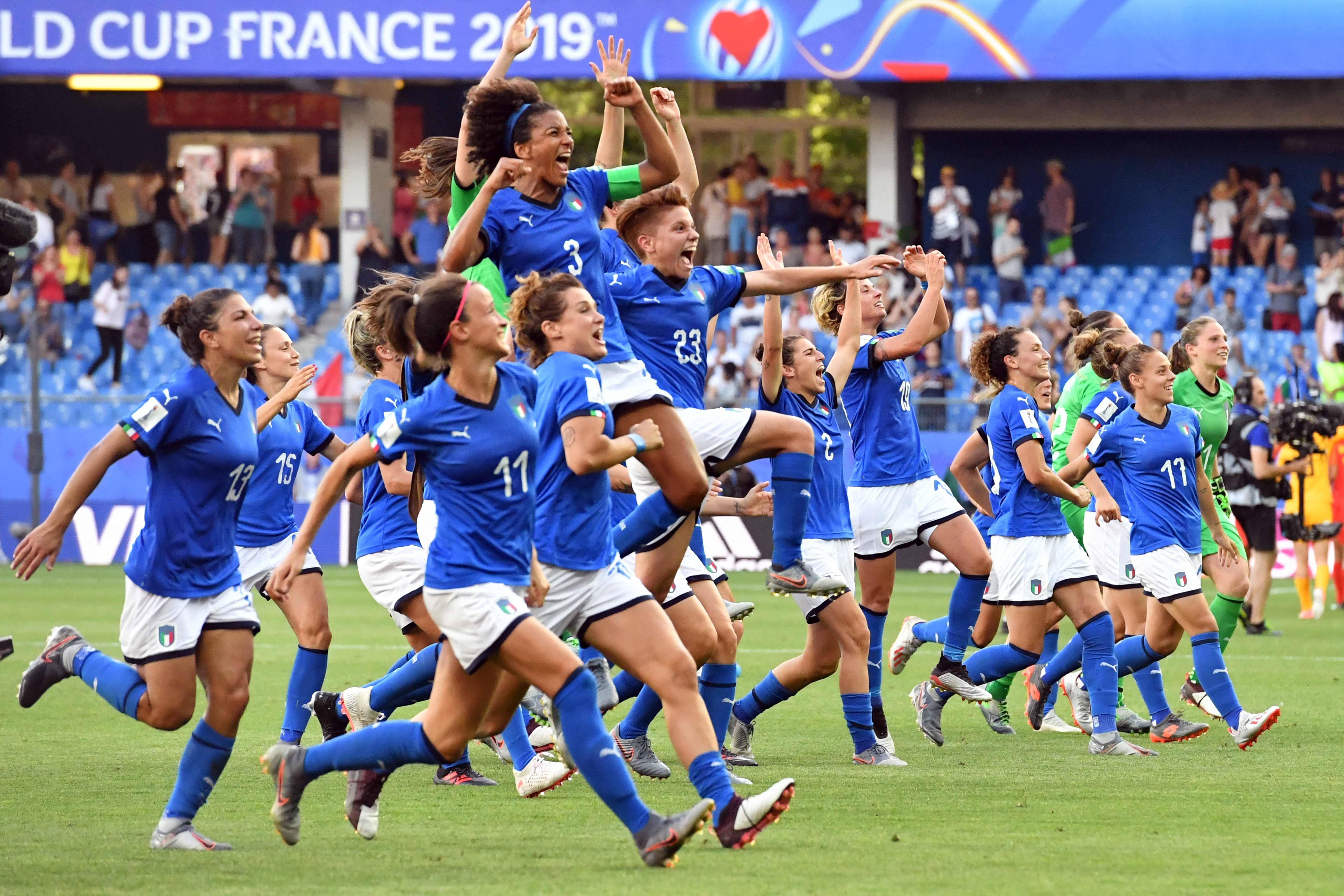 Mondiali di Calcio Femminile, Quarti, Italia vs Olanda | Diretta Rai 1 e Sky Sport