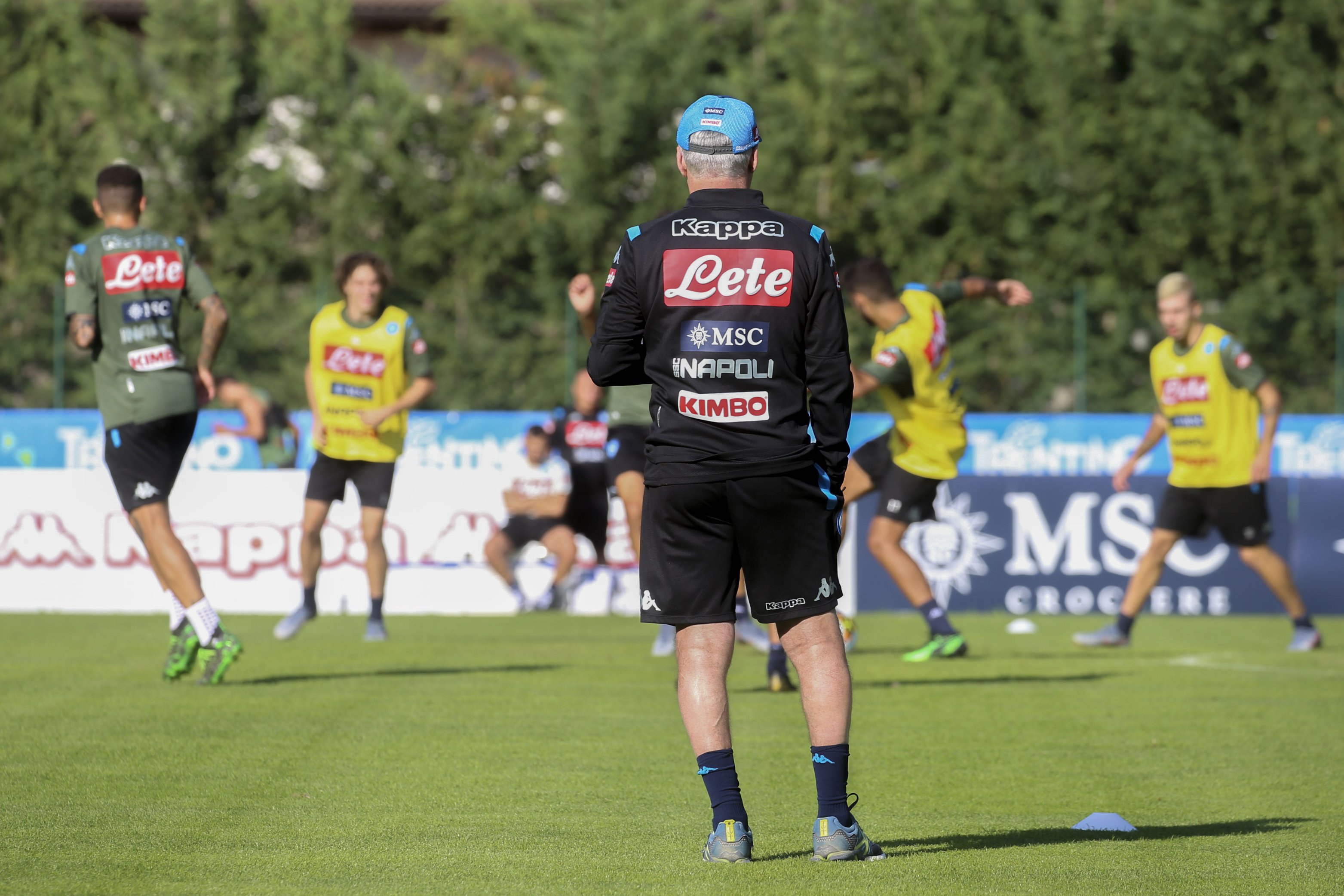 Napoli Calcio, le amichevoli estive 2019 in diretta su Sky
