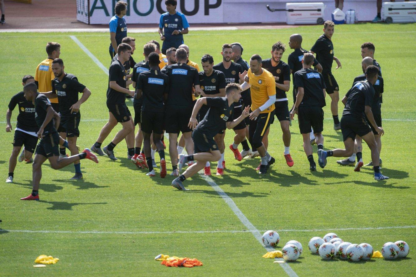La prima Inter di Conte a Lugano su Sportitalia (anche in HD su SI Smart)