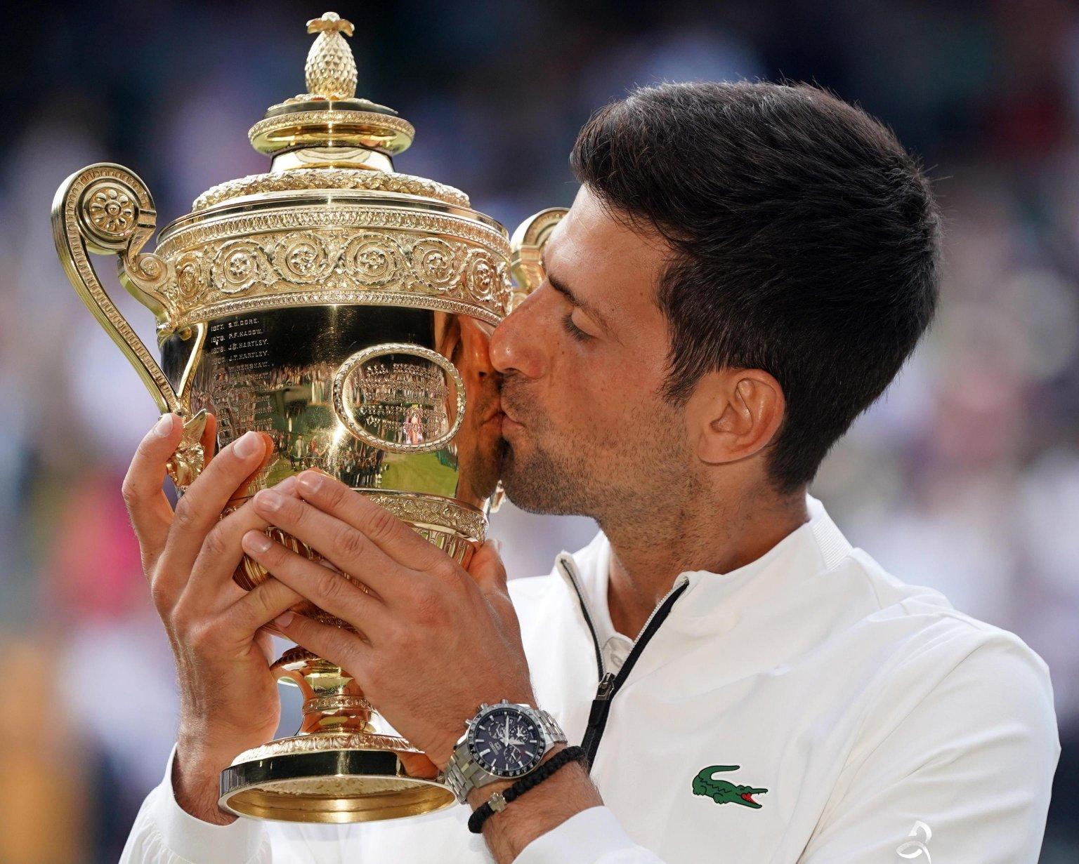 Top domenica Sky Sport: record ascolti per Finale di Wimbledon