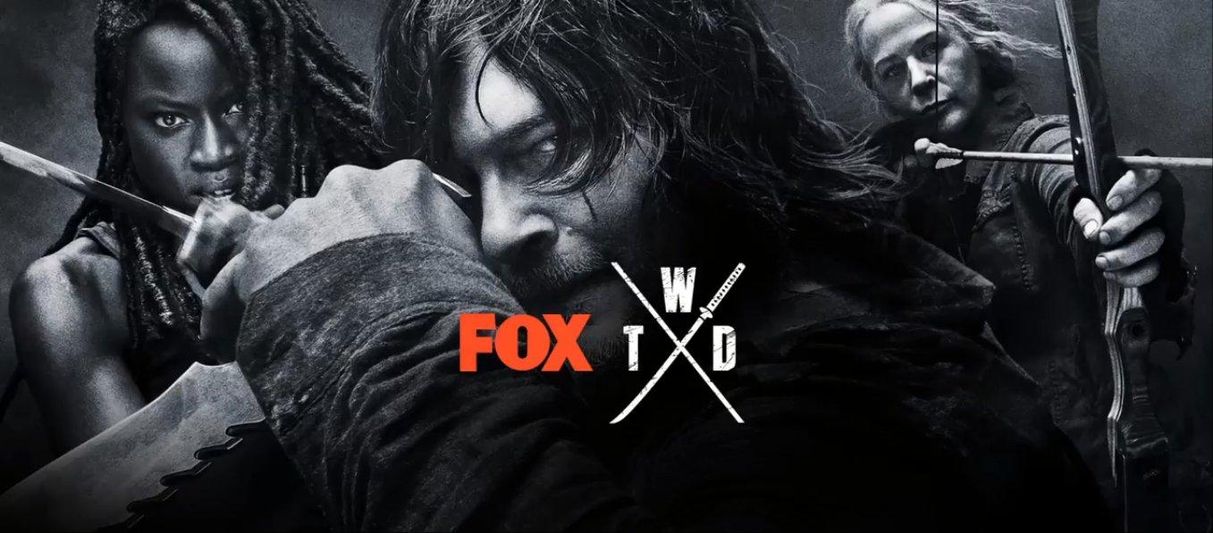 The Walking Dead a Ottobre su FOX, il primo trailer ufficiale della stagione 10