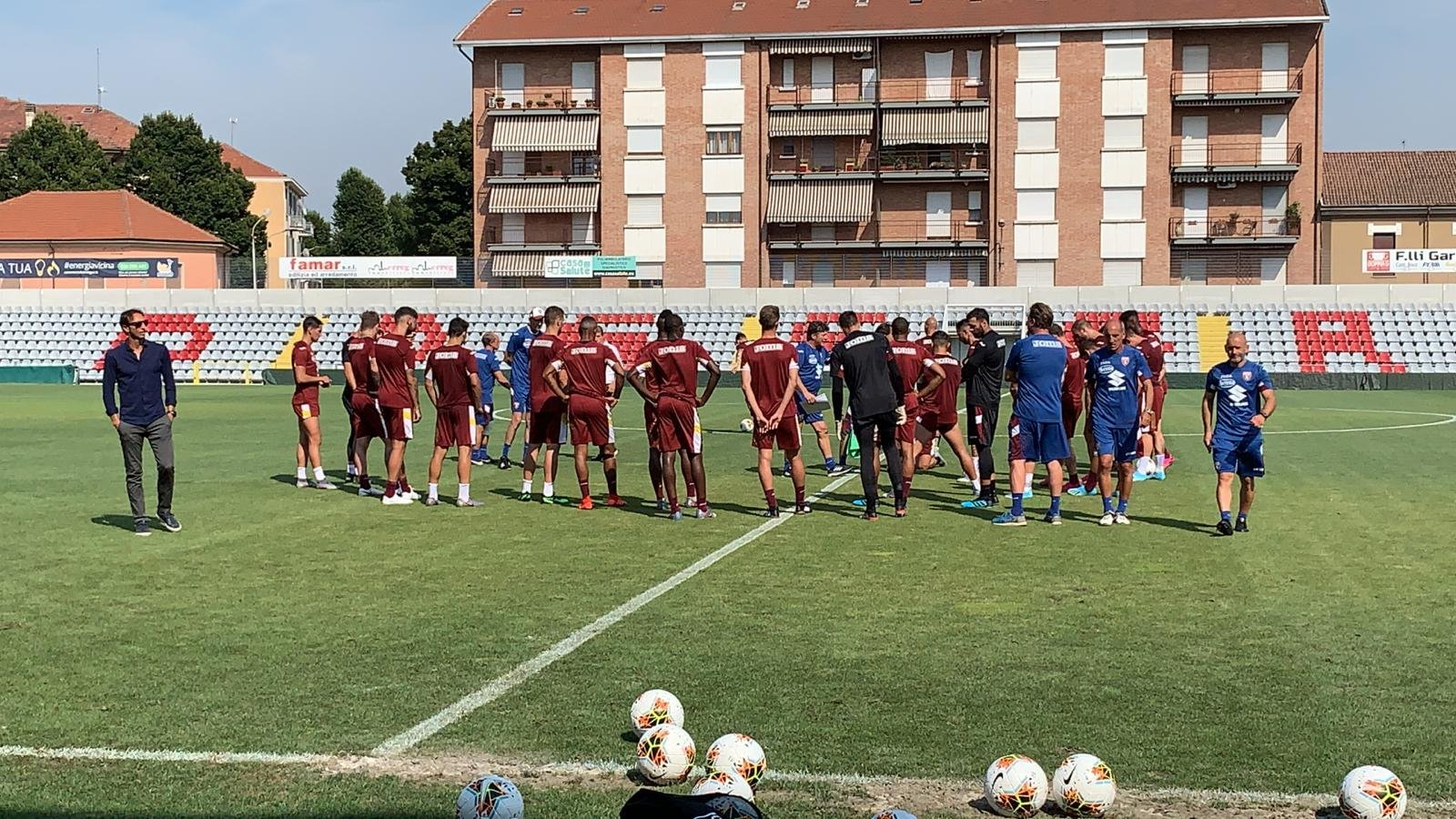 Europa League, Torino - Debrecen giovedì sarà in diretta su Sky Sport