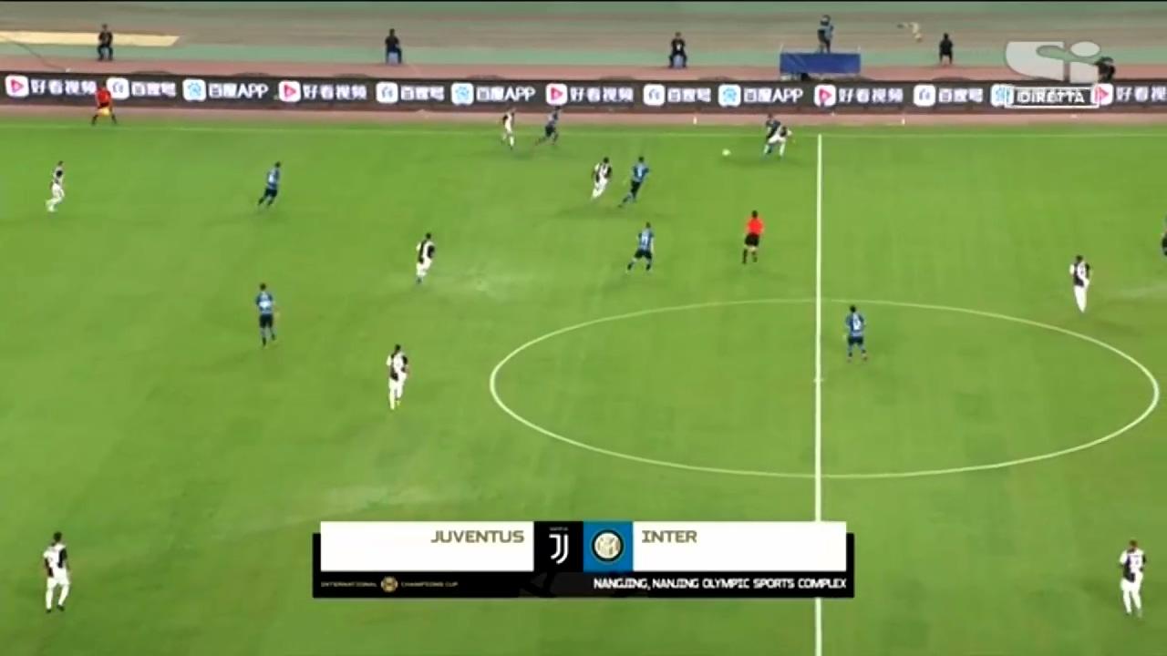 ICC 2019, ascolti record per Juventus - Inter in diretta su Sportitalia