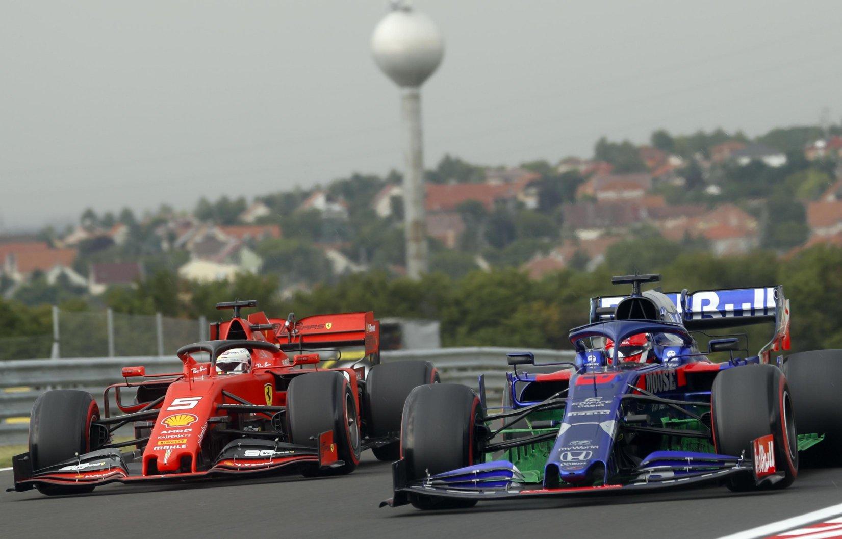 F1 Ungheria 2019, Qualifiche - Diretta Esclusiva Sky Sport, differita Tv8