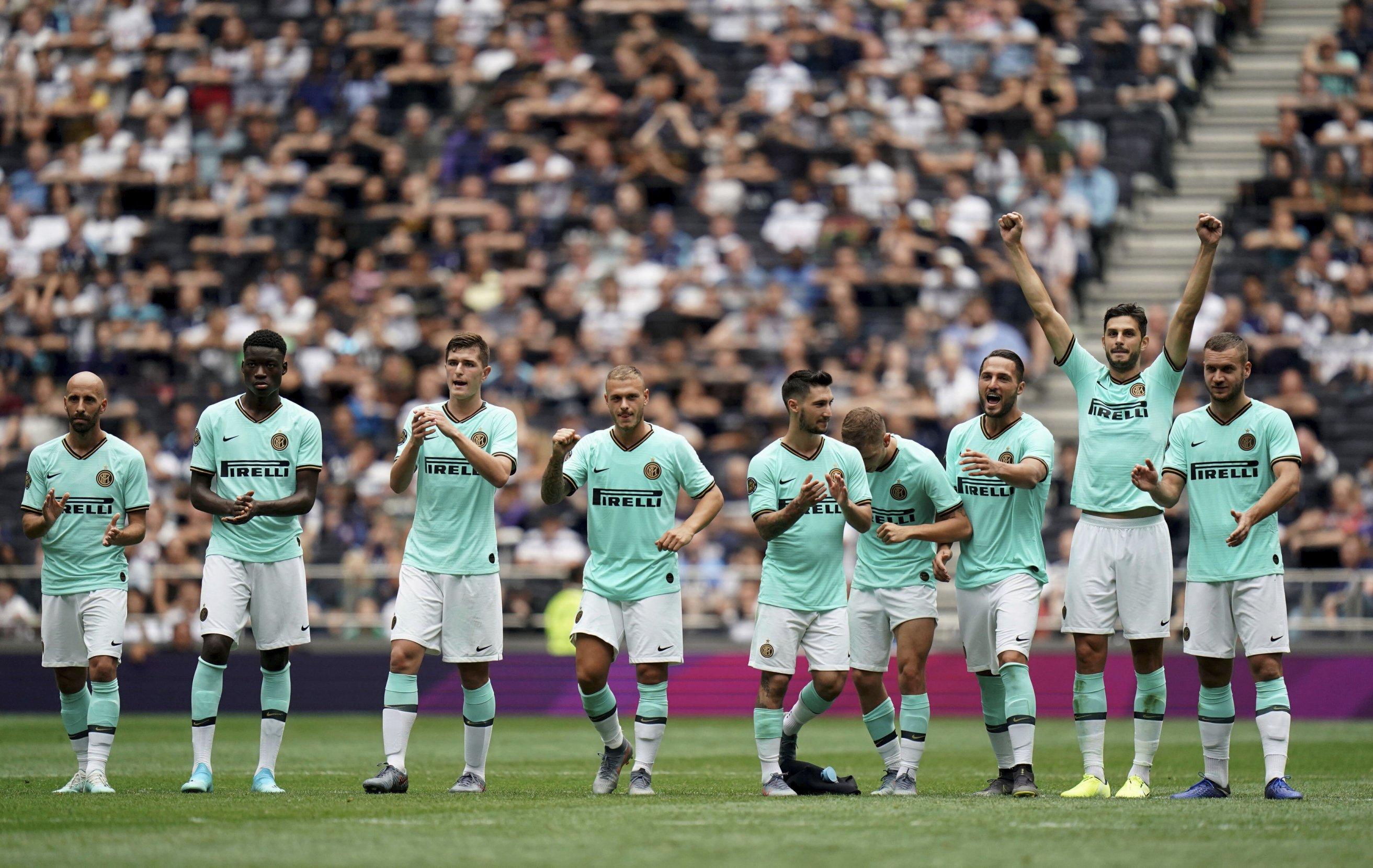 Trofeo Naranja, Valencia-Inter sabato in diretta esclusiva sul NOVE