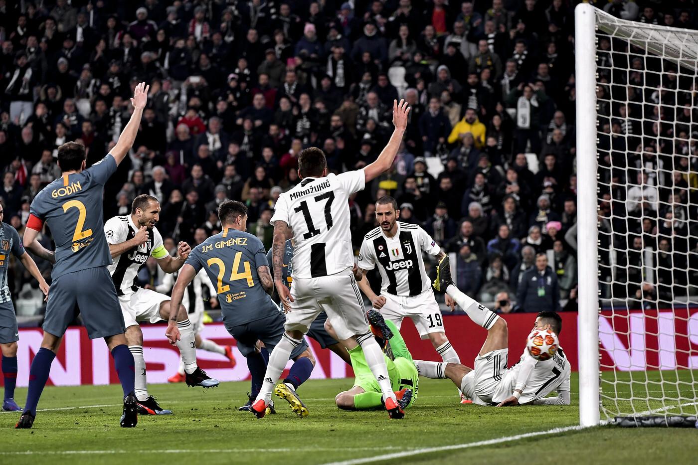 Il Supersabato di Sportitalia con Juventus-Atletico Madrid e Parma-Sampdoria