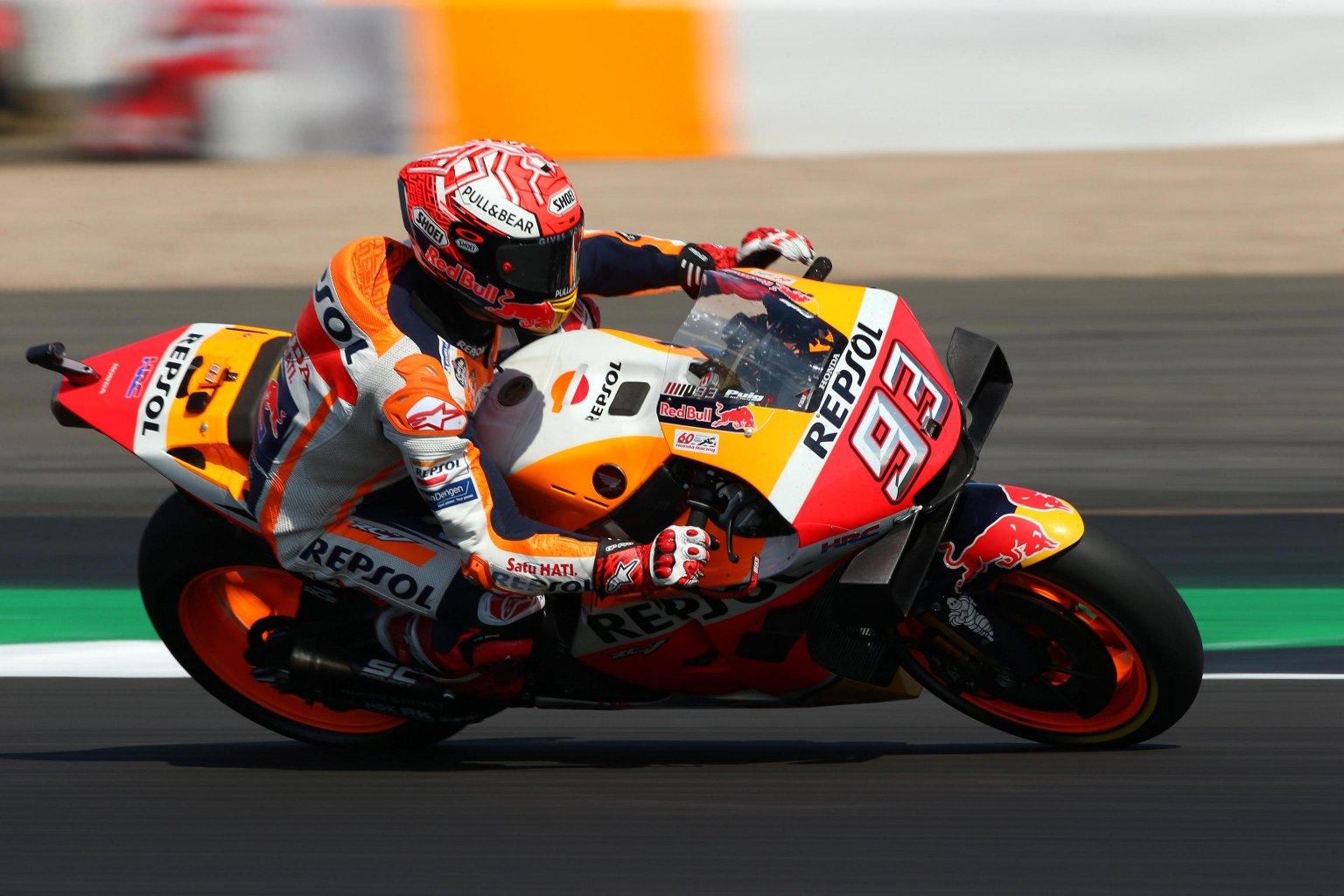 MotoGP Gran Bretagna 2019,  Gara - Diretta Esclusiva Sky Sport, differita Tv8