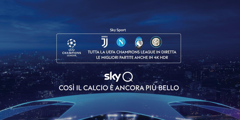champions ed europa league solo su sky tutte le 36 partite della fase a gironi digital news champions ed europa league solo su sky