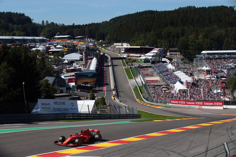 F1 Belgio 2019, Qualifiche - Diretta Esclusiva Sky Sport, differita Tv8