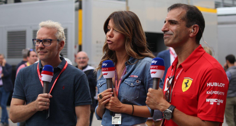Cresce il pubblico della Formula 1 su Sky, boom di ascolti tra qualifiche e gare