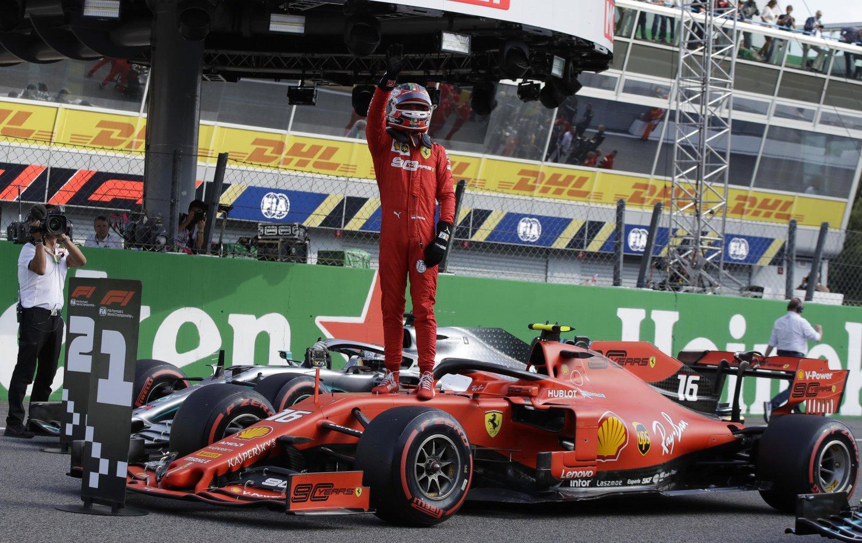 F1 Italia Monza 2019, Gara - Diretta Sky Sport e in chiaro su TV8
