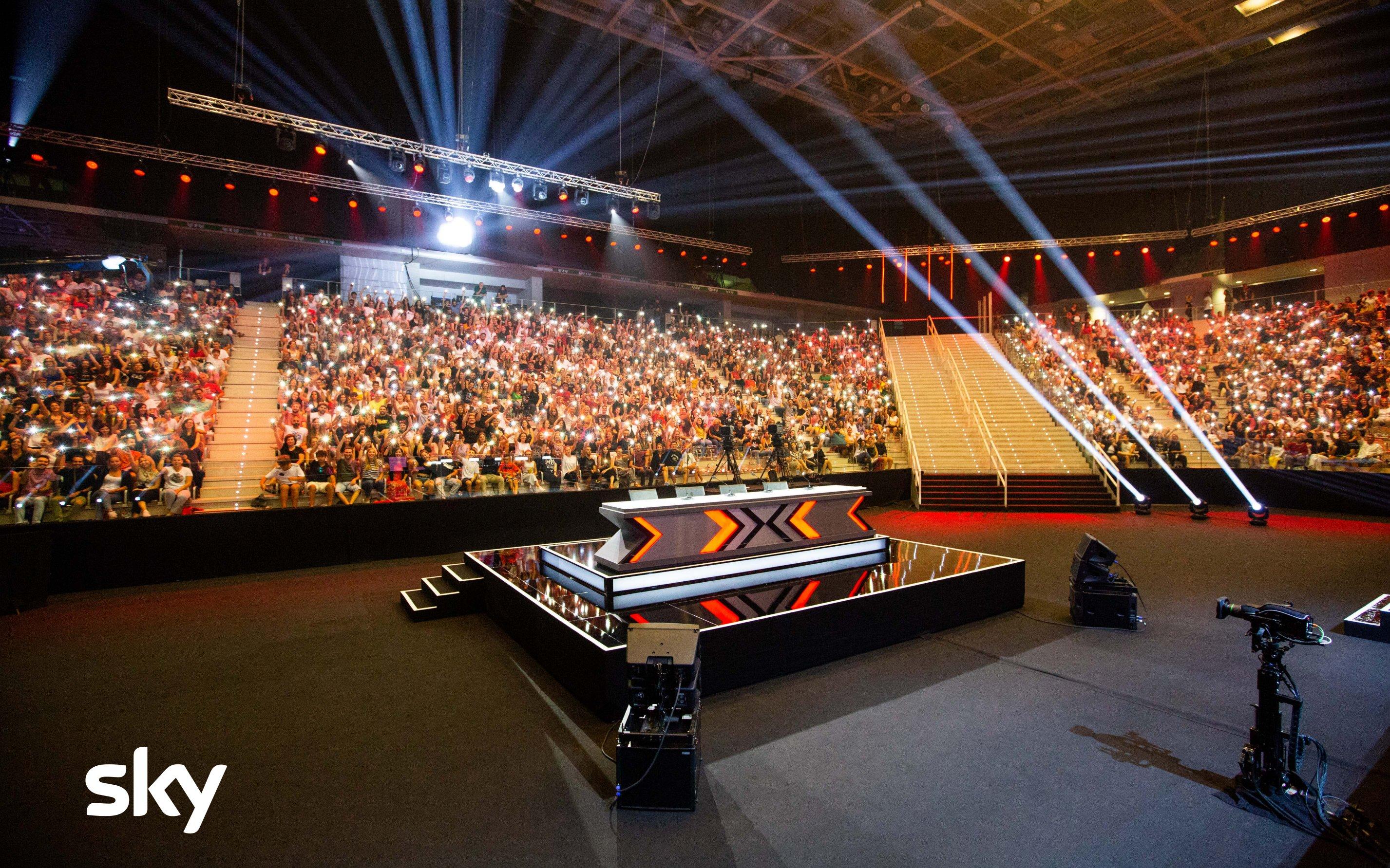 Debutta #XF13 su Sky Uno con 1 milione e 33 mila spettatori medi