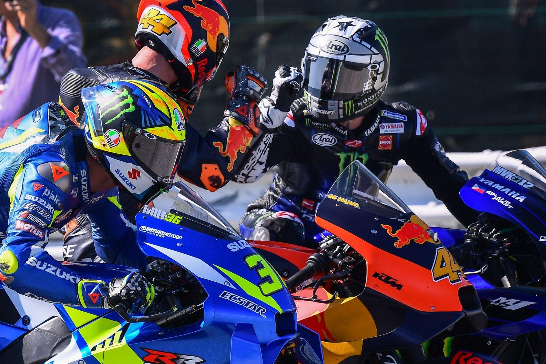 MotoGP San Marino 2019, Gara - Diretta Sky Sport e in chiaro TV8