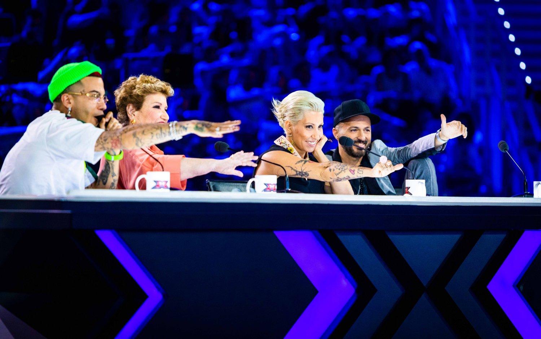 #XF13 - Le Selezioni 2a Puntata su Sky Uno e NOW TV. Ospite Anastasio