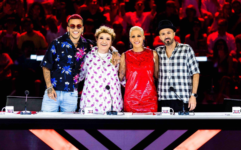 #XF13 - Le Selezioni 3a Puntata su Sky Uno e NOW TV. Ospite Achille Lauro