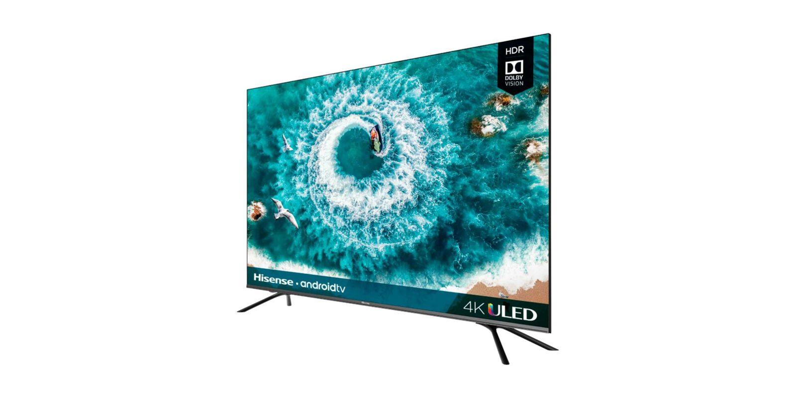 TV Hisense 2019 ottengono certificazione tivùsat: 114 canali, anche in HD e 4K