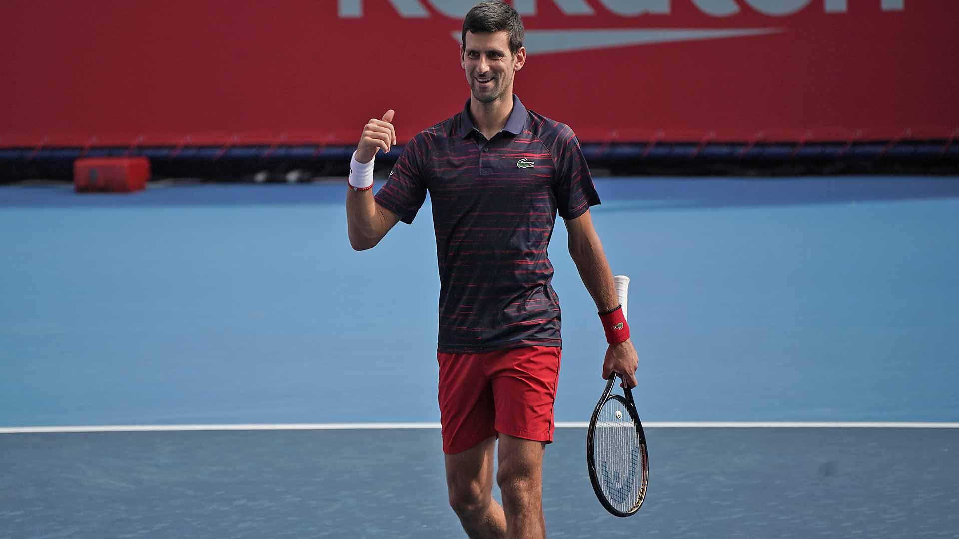 Su Sky Sport 5 tornei in 5 settimane: 34 giorni di tennis non stop