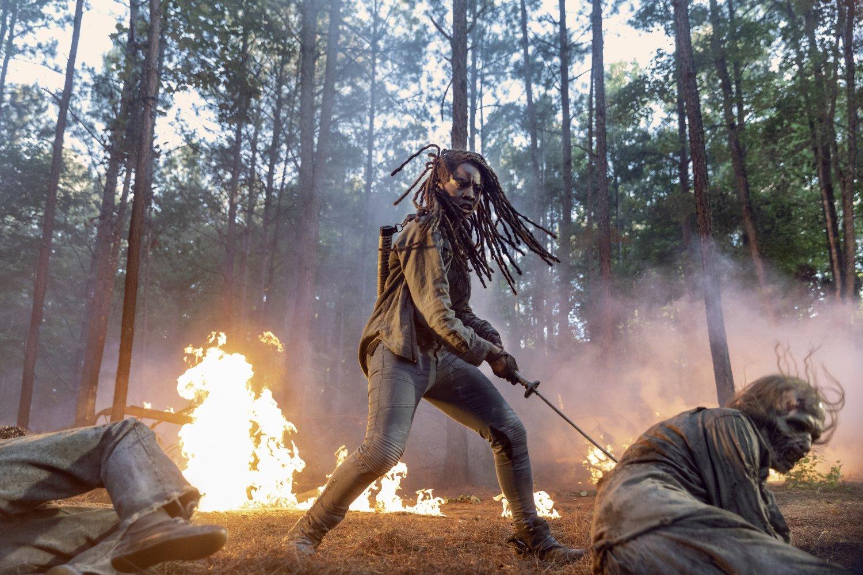 The Walking Dead ritorna con la decima stagione su Fox (112, Sky).